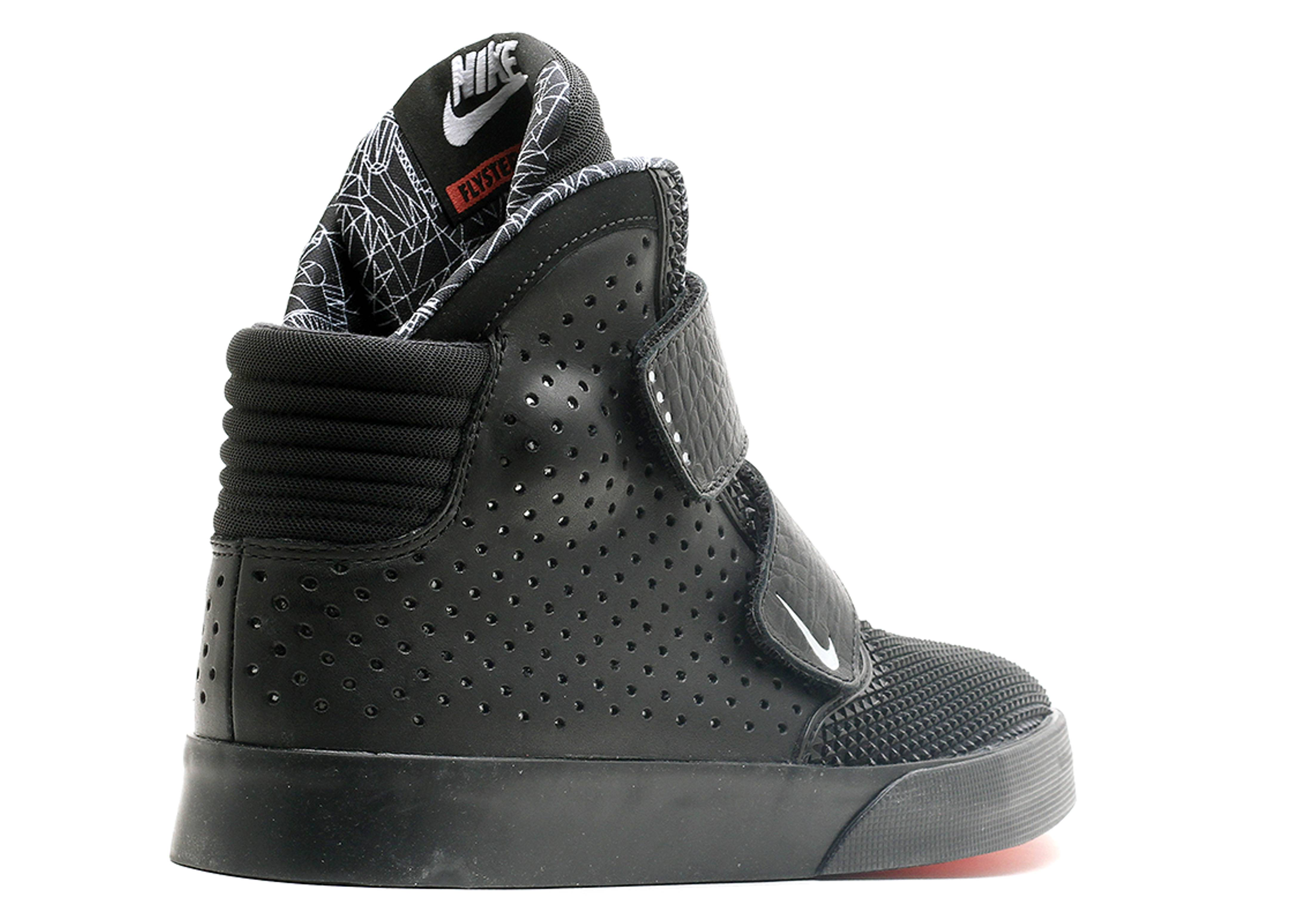 ... flystepper 2k3 prm qs nike 652122 001 black atomic red flight club