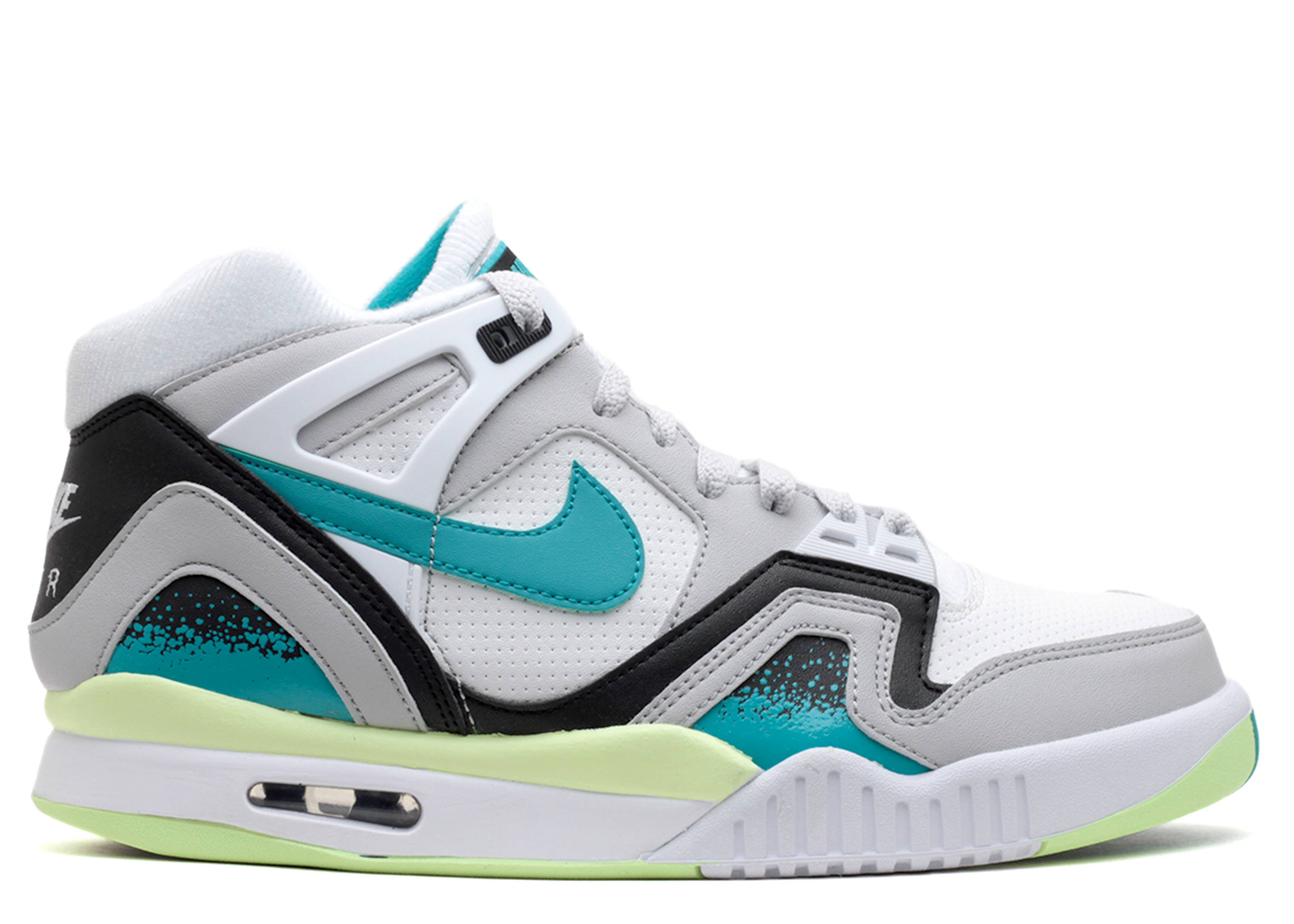 Air tech challenge 2 white turbo green natural grey black - Nike air tech challenge ...