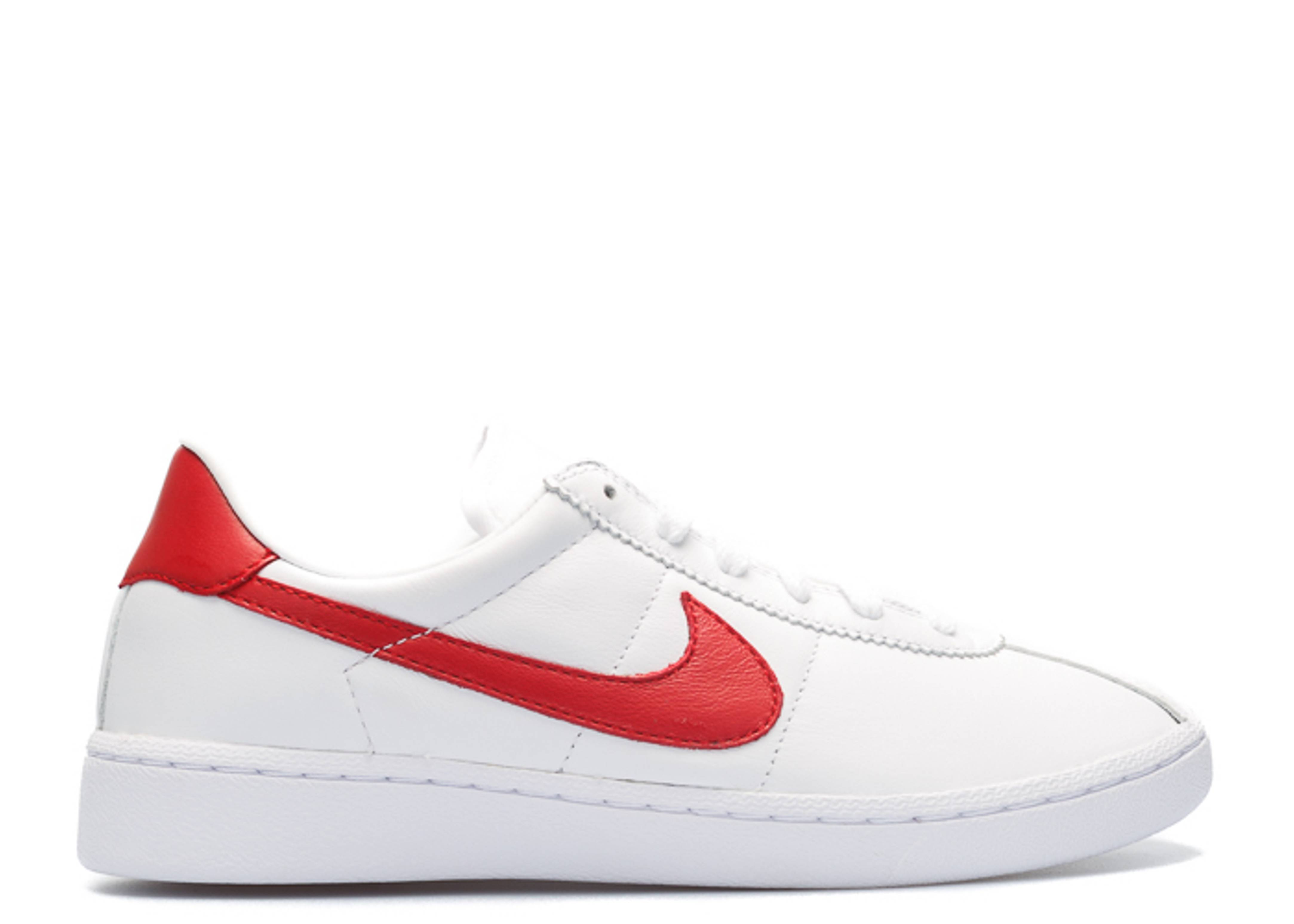 new arrival 2cb10 d5d86 ... italy bruin leather marty mcfly nike 826670 160 white university red  flight club 0a897 1ca65
