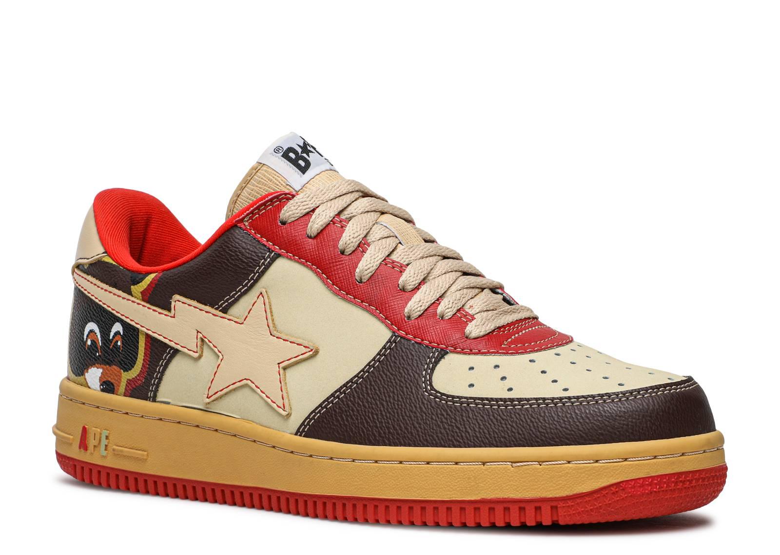 7647cb82085 kanye west bape shoes