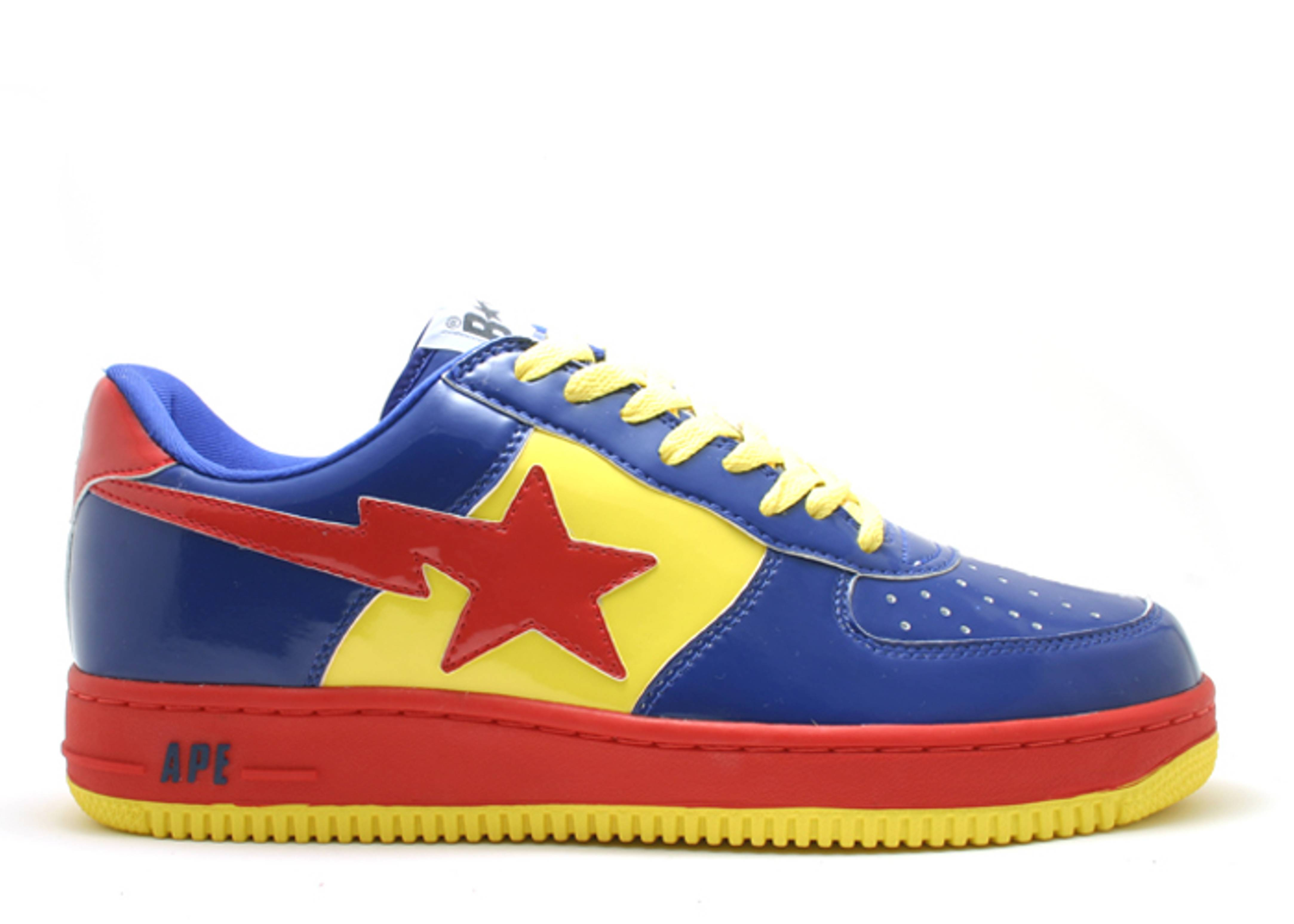 "bapesta fs-001 ""superman"""