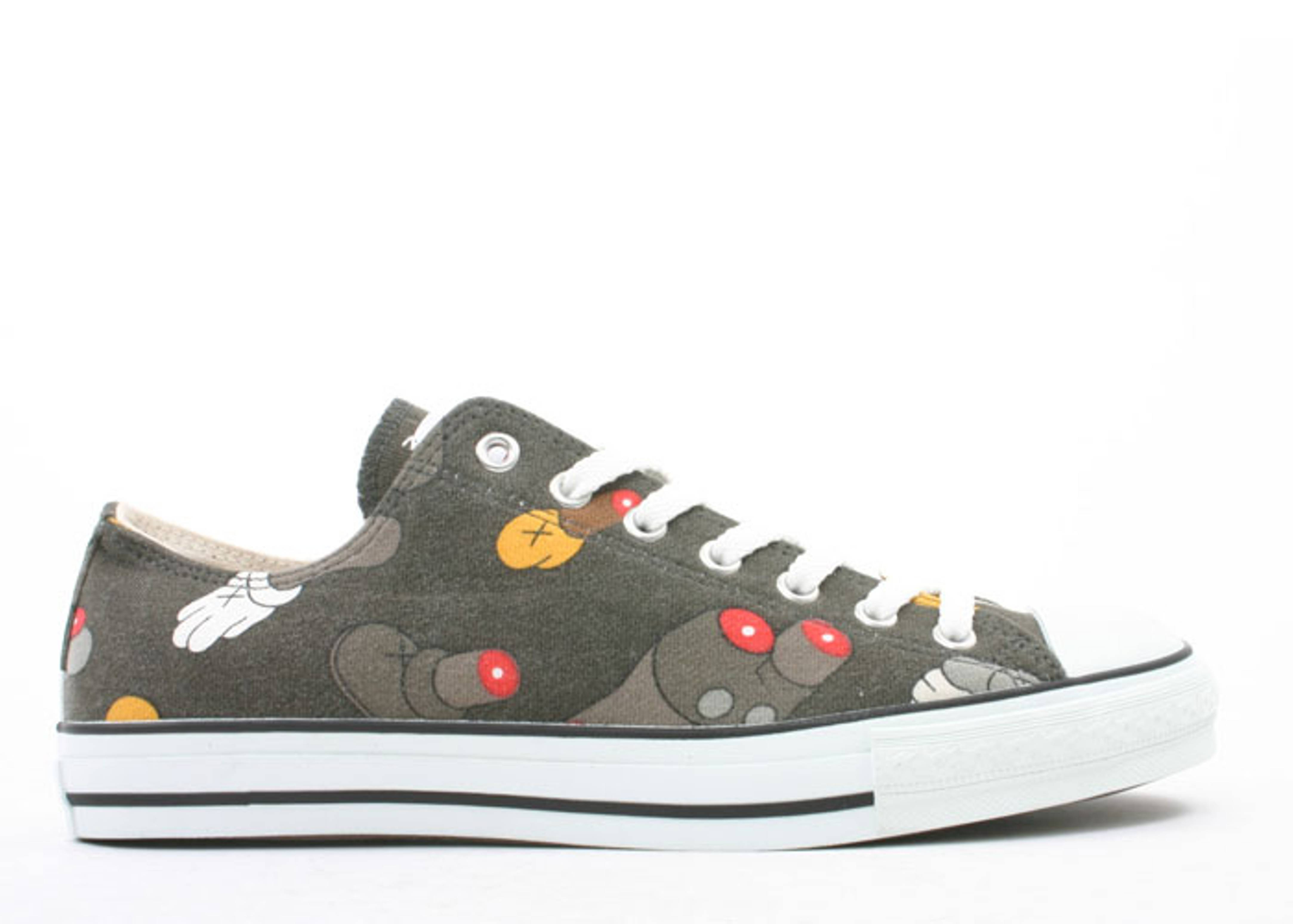 bapesta canvas fs-010