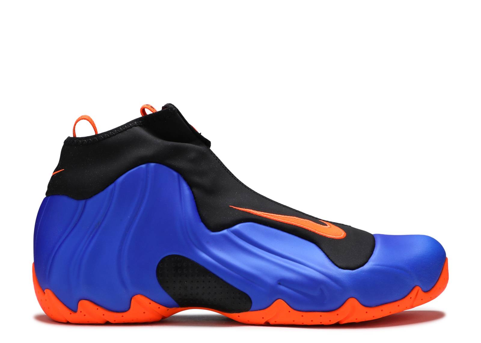 "nike air flightposite one ""knicks"""