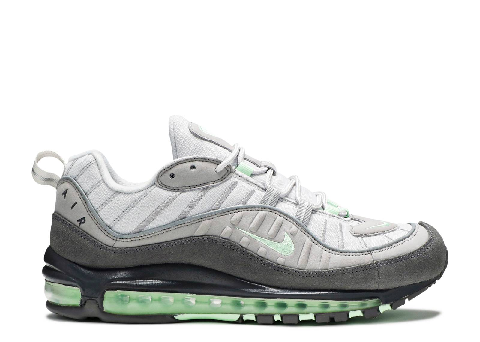 7fe13b7ec9 Nike Air Max 98 'Vast Grey Mint'