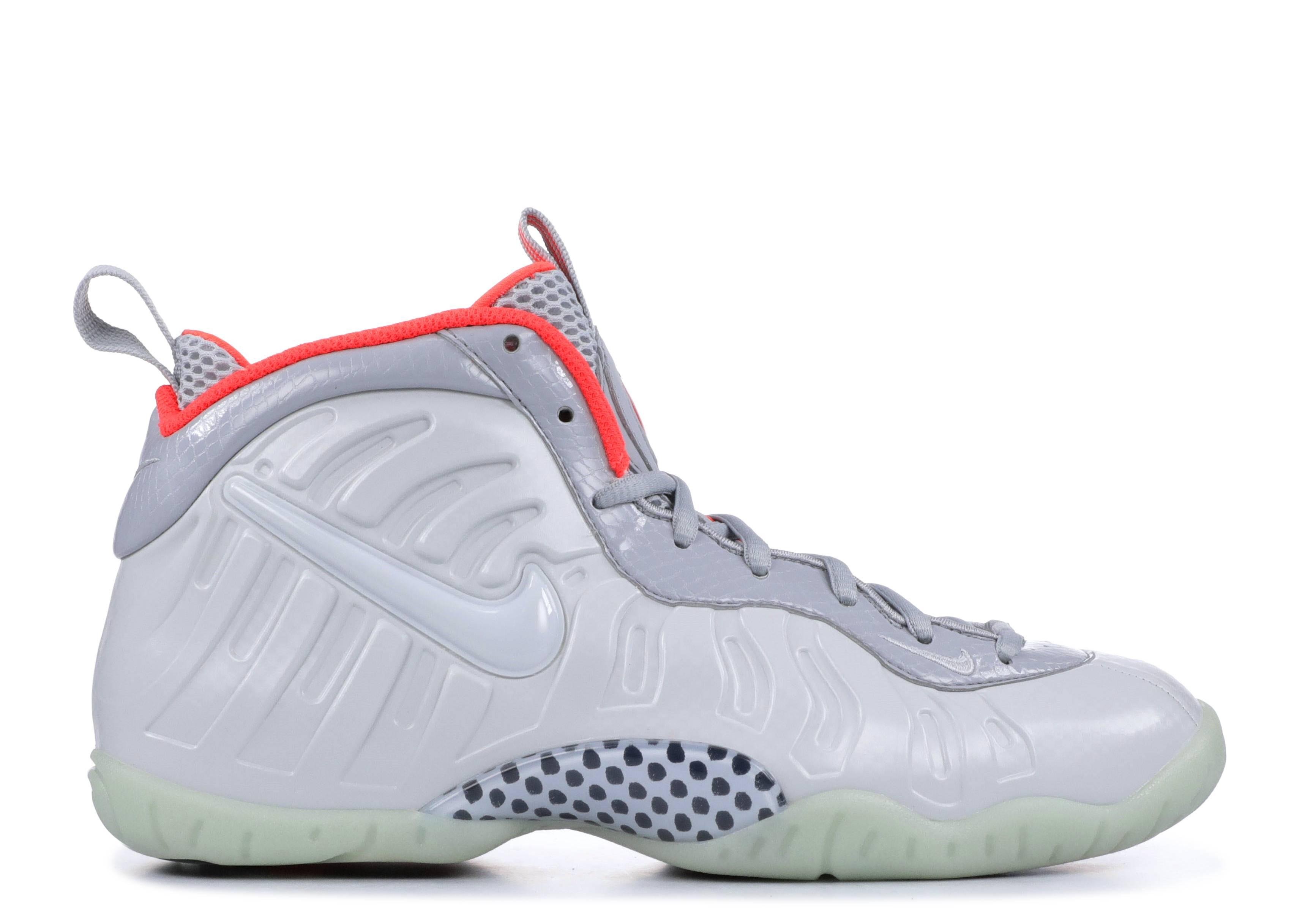 sports shoes b3199 e6d4b nike little posite pro gs