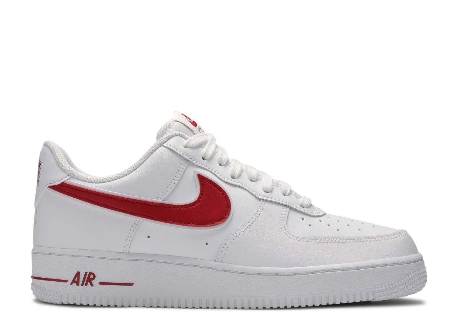 """Air Force 1 '07 3 """"Gym Red"""" by Nike"""
