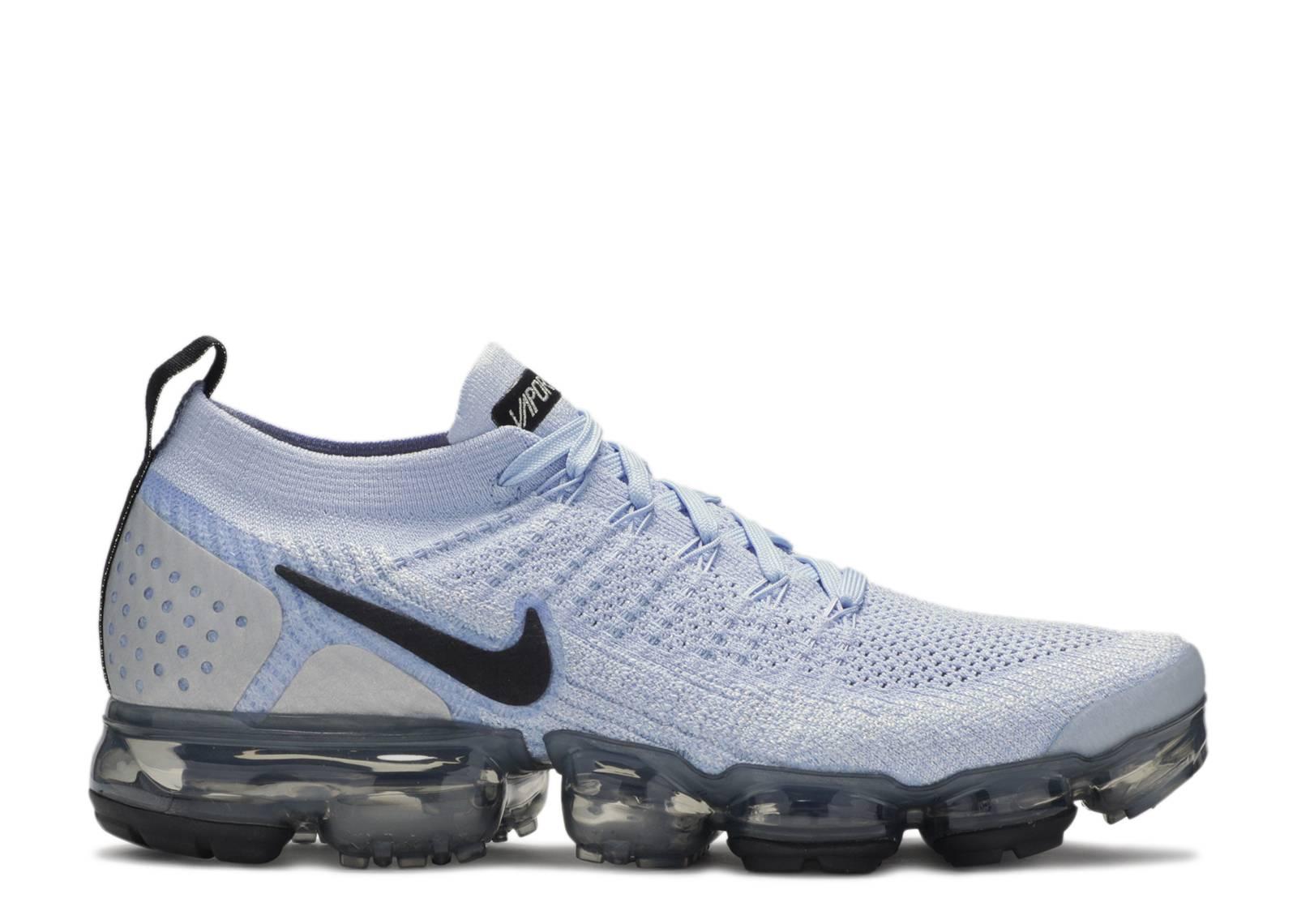 watch 9783a e5d26 Nike Wmns Air VaporMax Flyknit 2 'Aluminum'