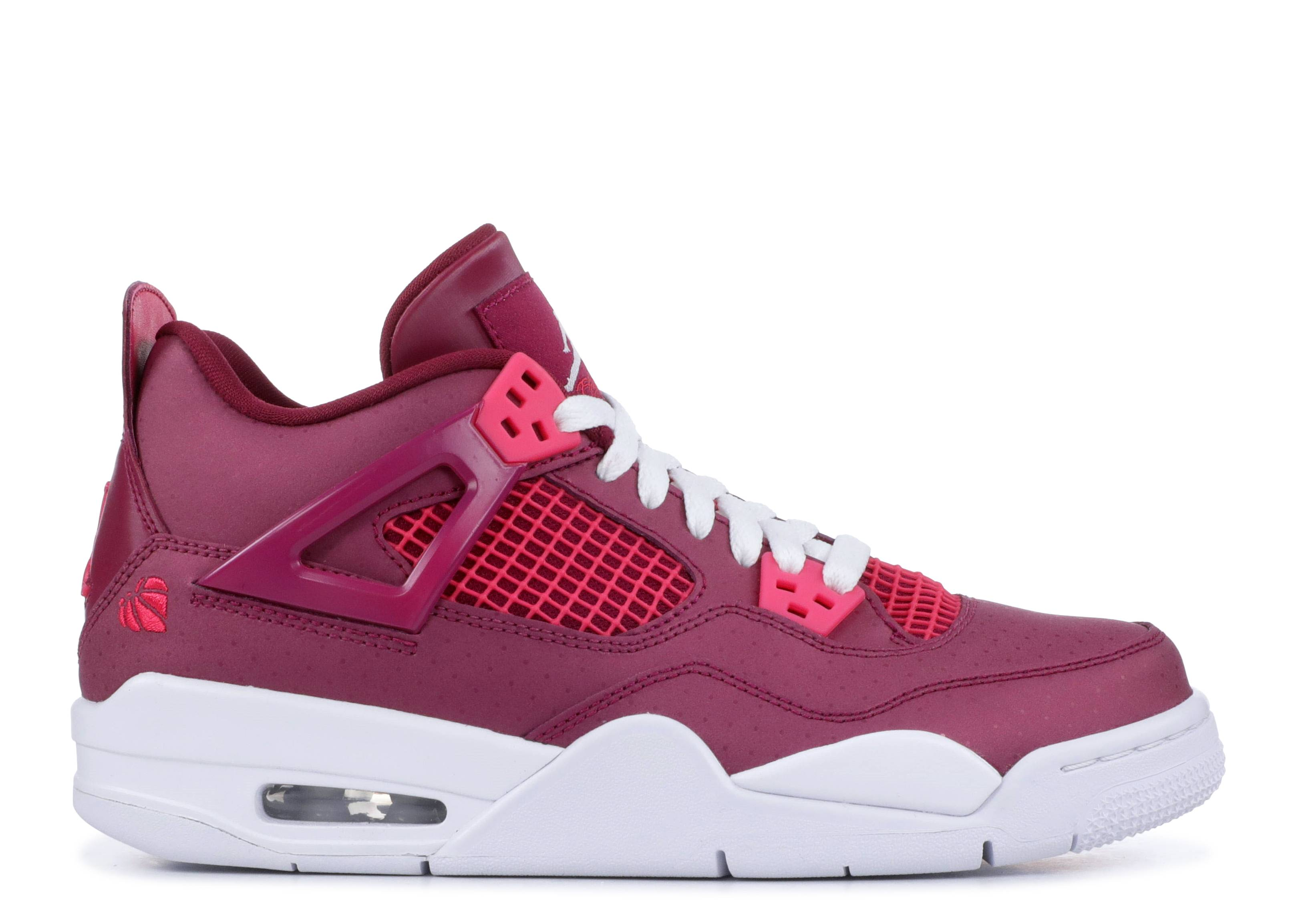 "air jordan 4 retro (gs) ""true berry"""