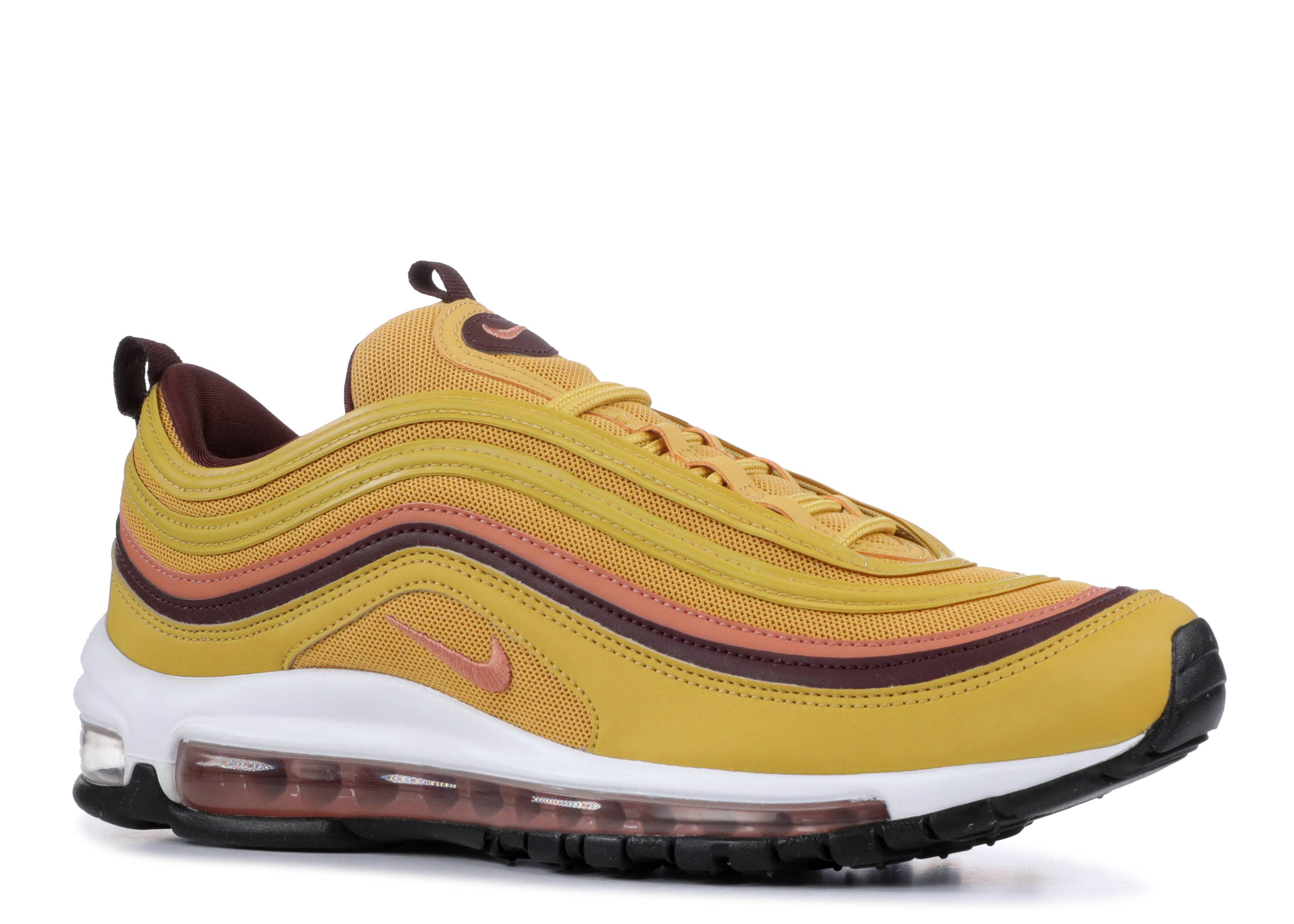 Nike Wmns Air Max 97 Wheat Gold