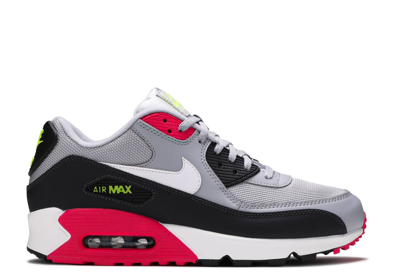 Nike Air Max 90 Essential 'Grey Fuchsia'