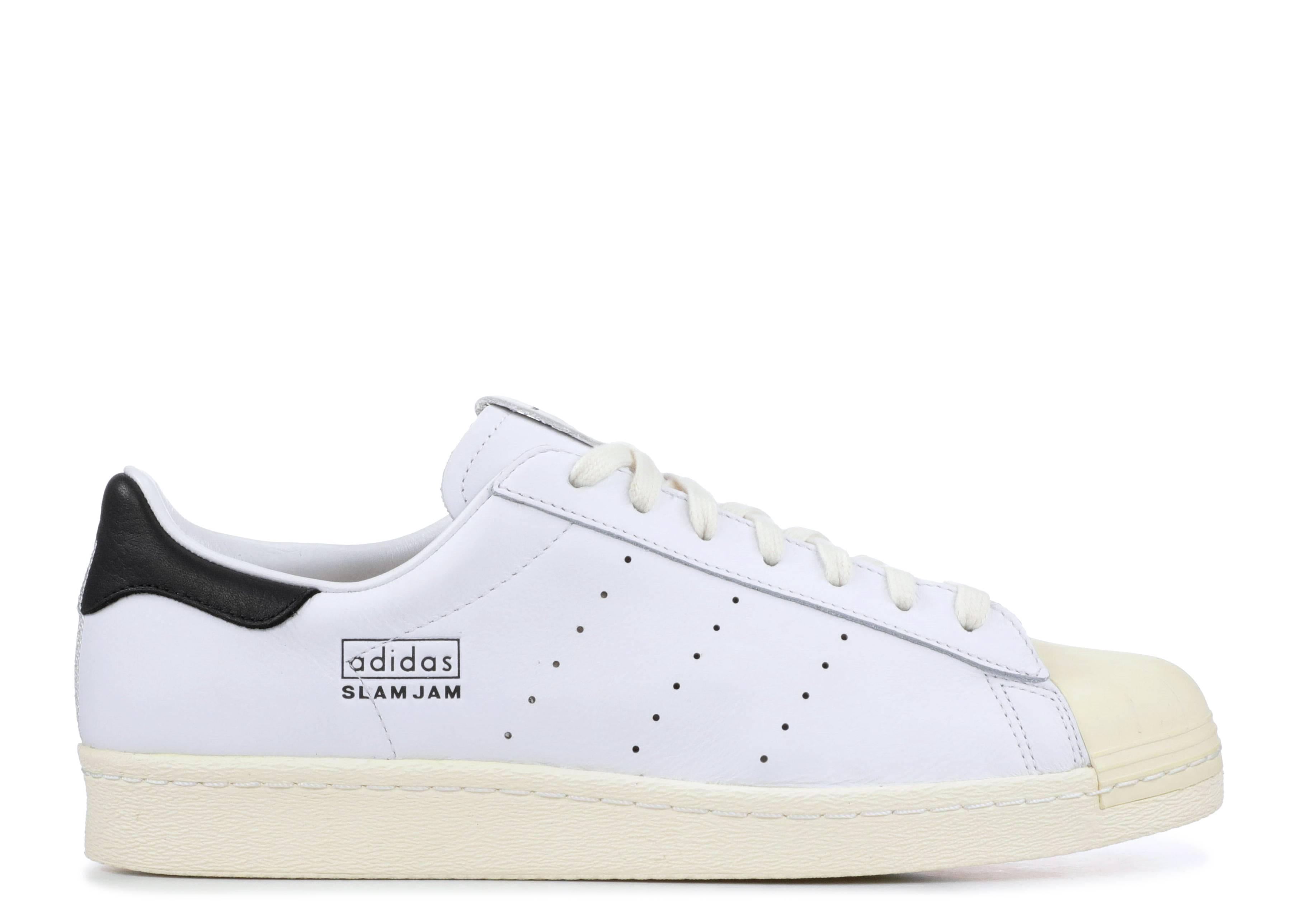 "adidas superstar 80s x slam jam ""Slam Jam"""