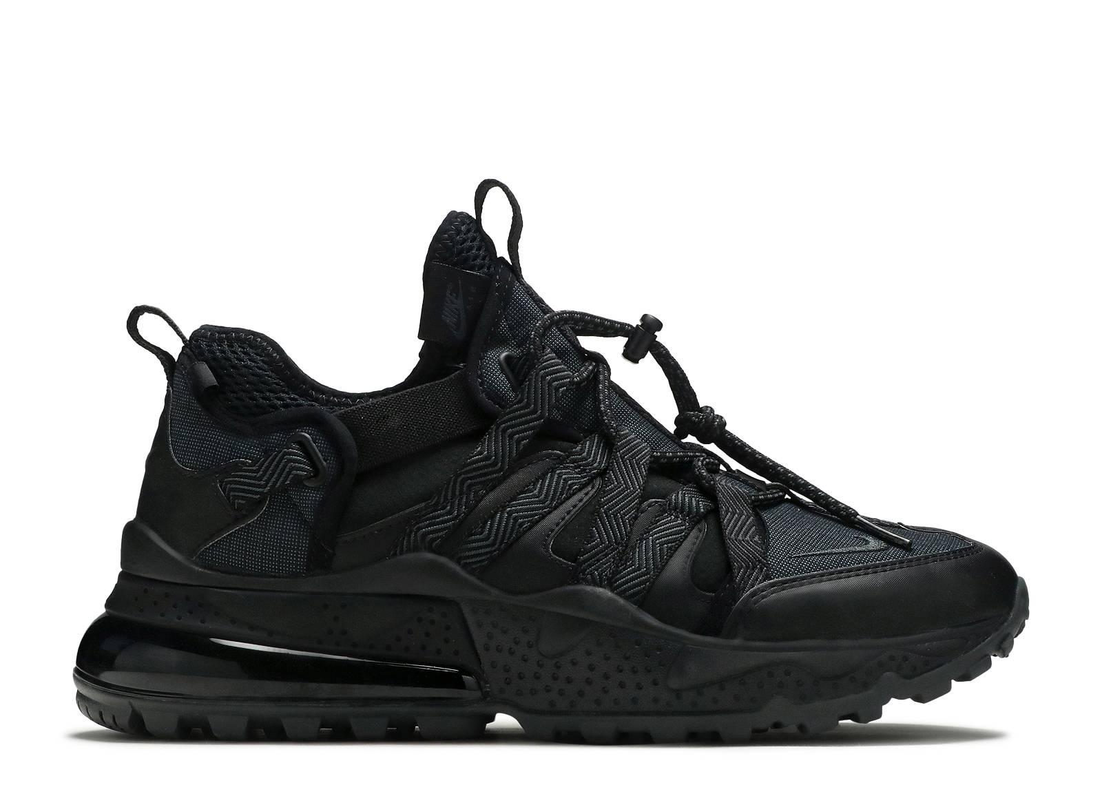 0c8665c14a1742 Air Max 270 Bowfin - Nike - aj7200 005 - black anthracite-black ...