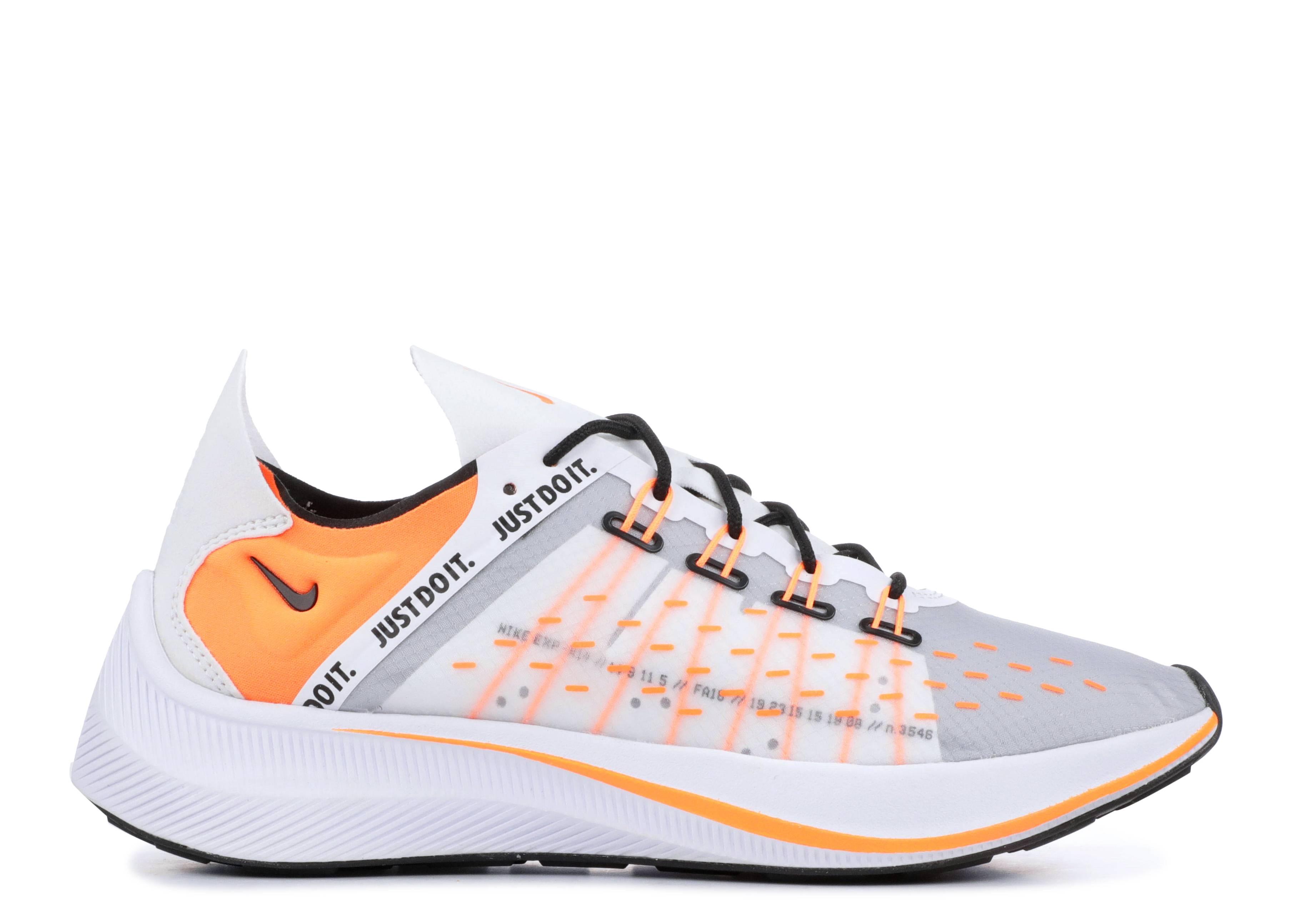 d78f35d4a71b Nike Exp-x14 Se - Nike - ao3095 100 - white total orange - black ...