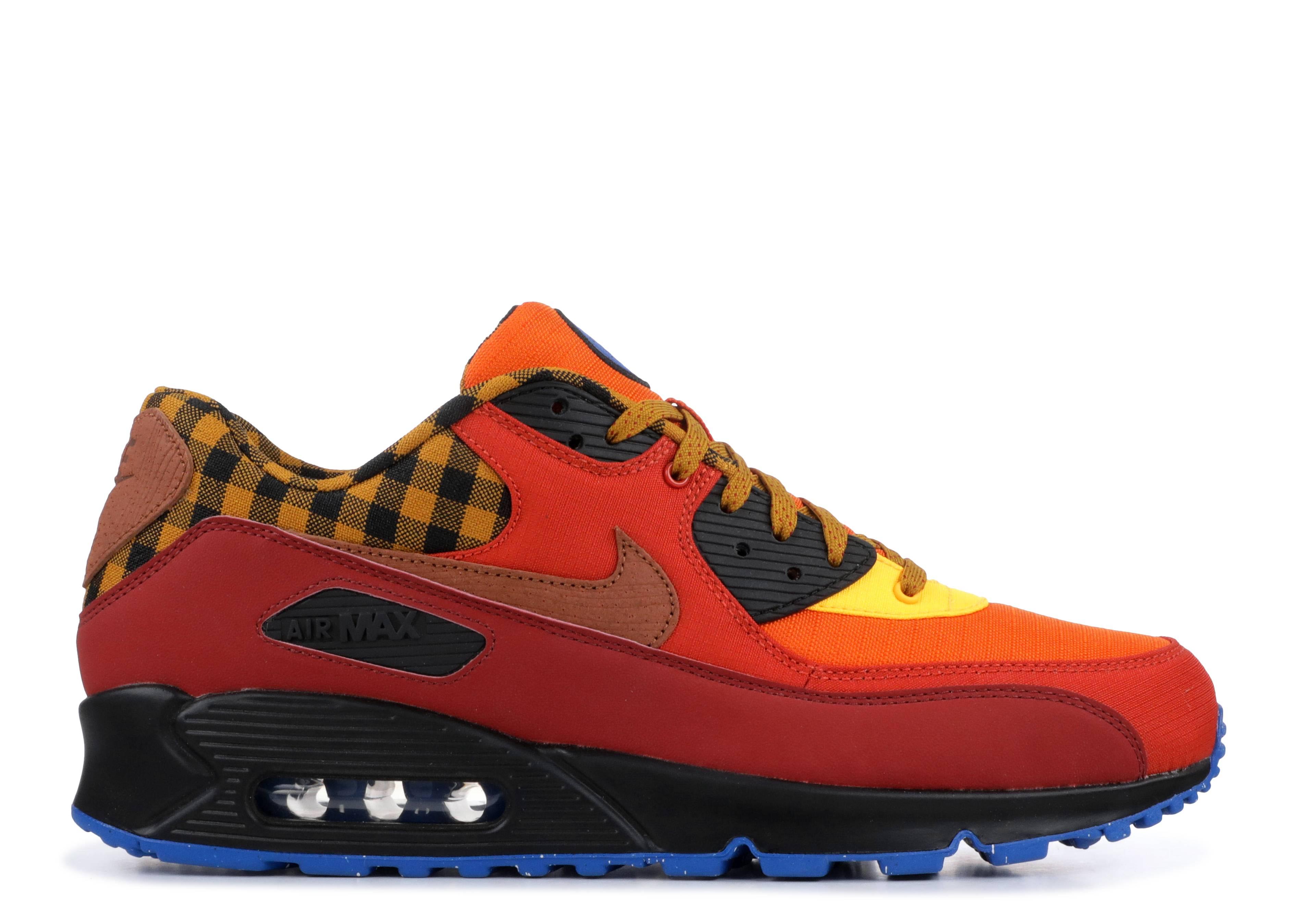 Nike Air Max 90 Premium - Nike - 700155 600 - dark cayenne cognac ... 39e794e9f