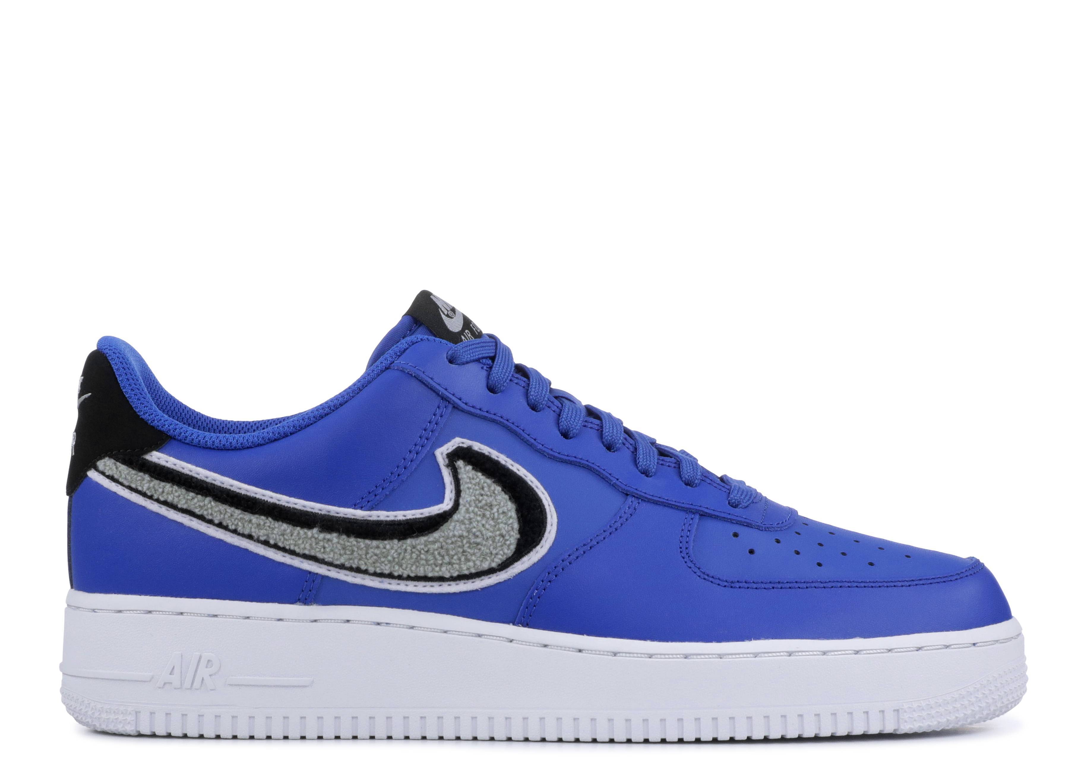 """air force 1 07 lv8 """"Chenille Swoosh"""""""