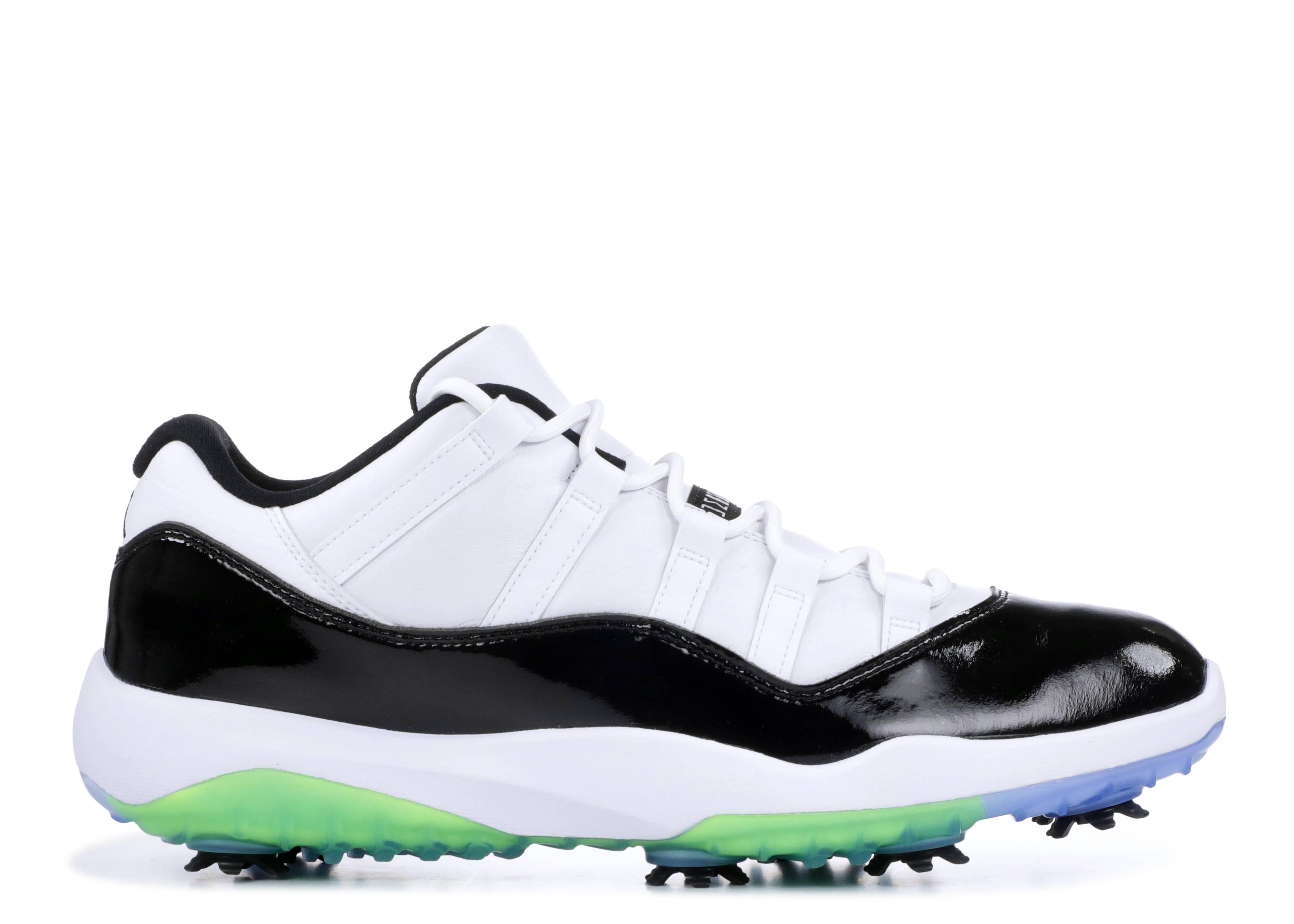 jordan xi golf