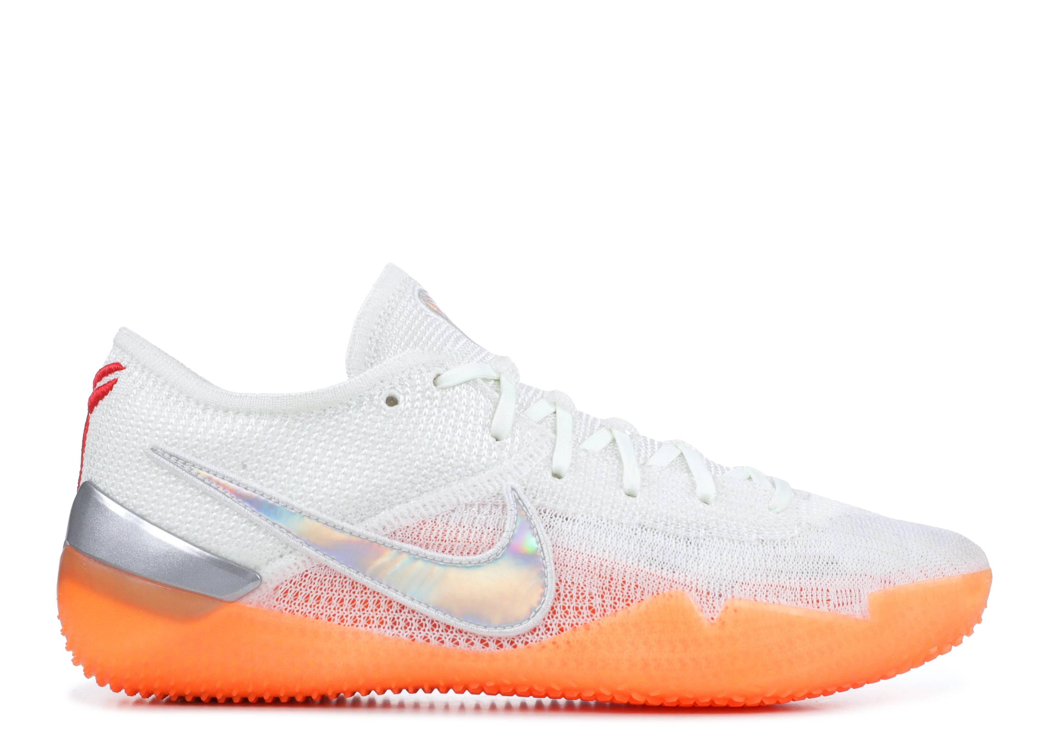 327df7a3da2ff Kobe Ad Nxt 360 - Nike - aq1087 100 - white/multi-color | Flight Club
