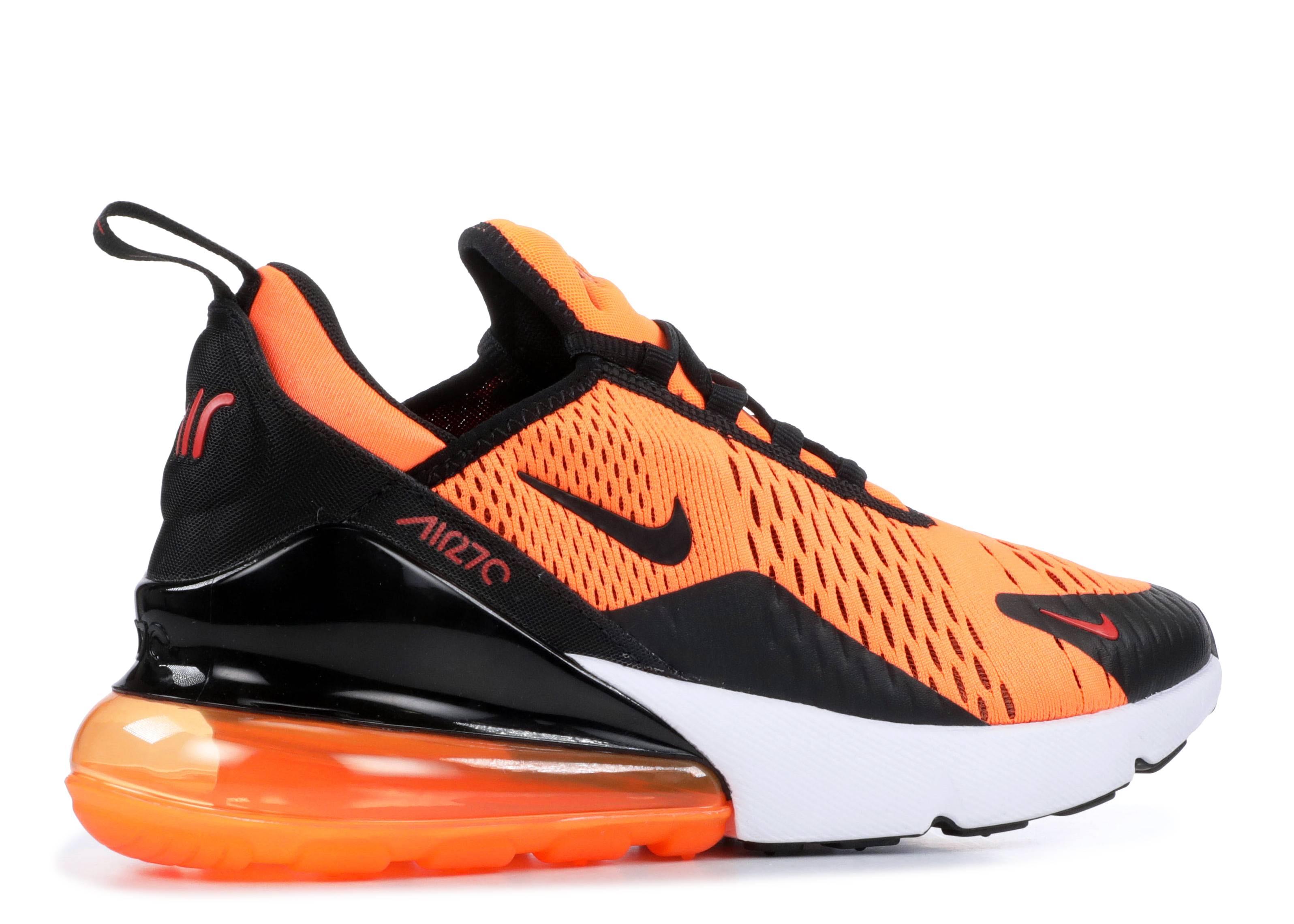 Black Multi Sizes BV2517 800 Men/'s Nike Air Max 270 Running Shoes Total Orange