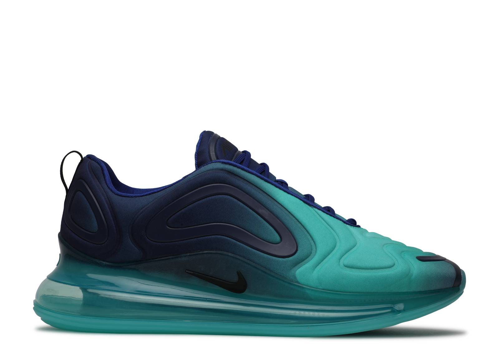 Nike W Air Max 720 Deep Royal Blue Black Hyper Jade | Footshop