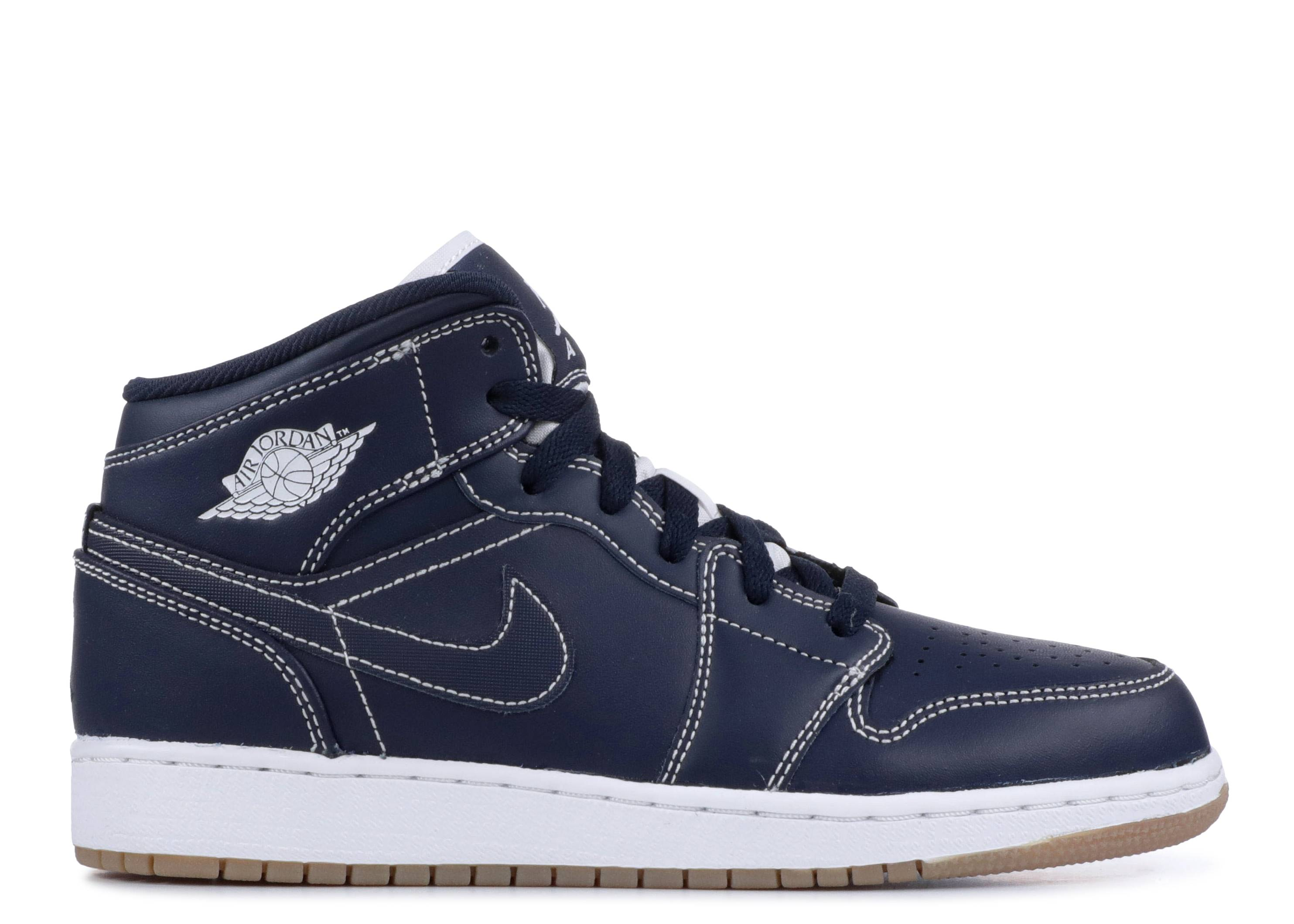 "air jordan 1 mid  ""jeter gs"""