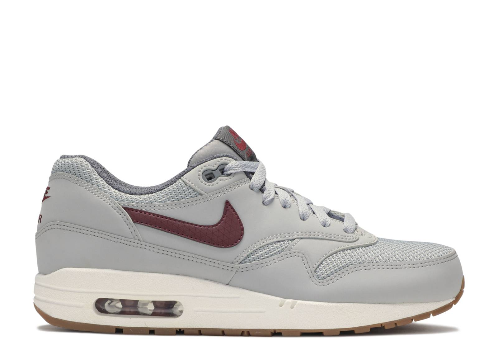 air max 1 essential wolf grey