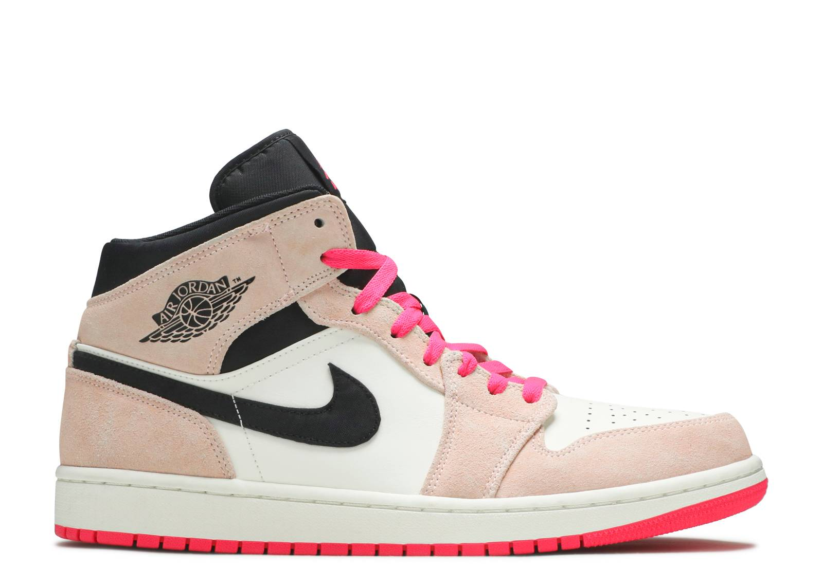 "air jordan 1 mid se ""crimson tint"""