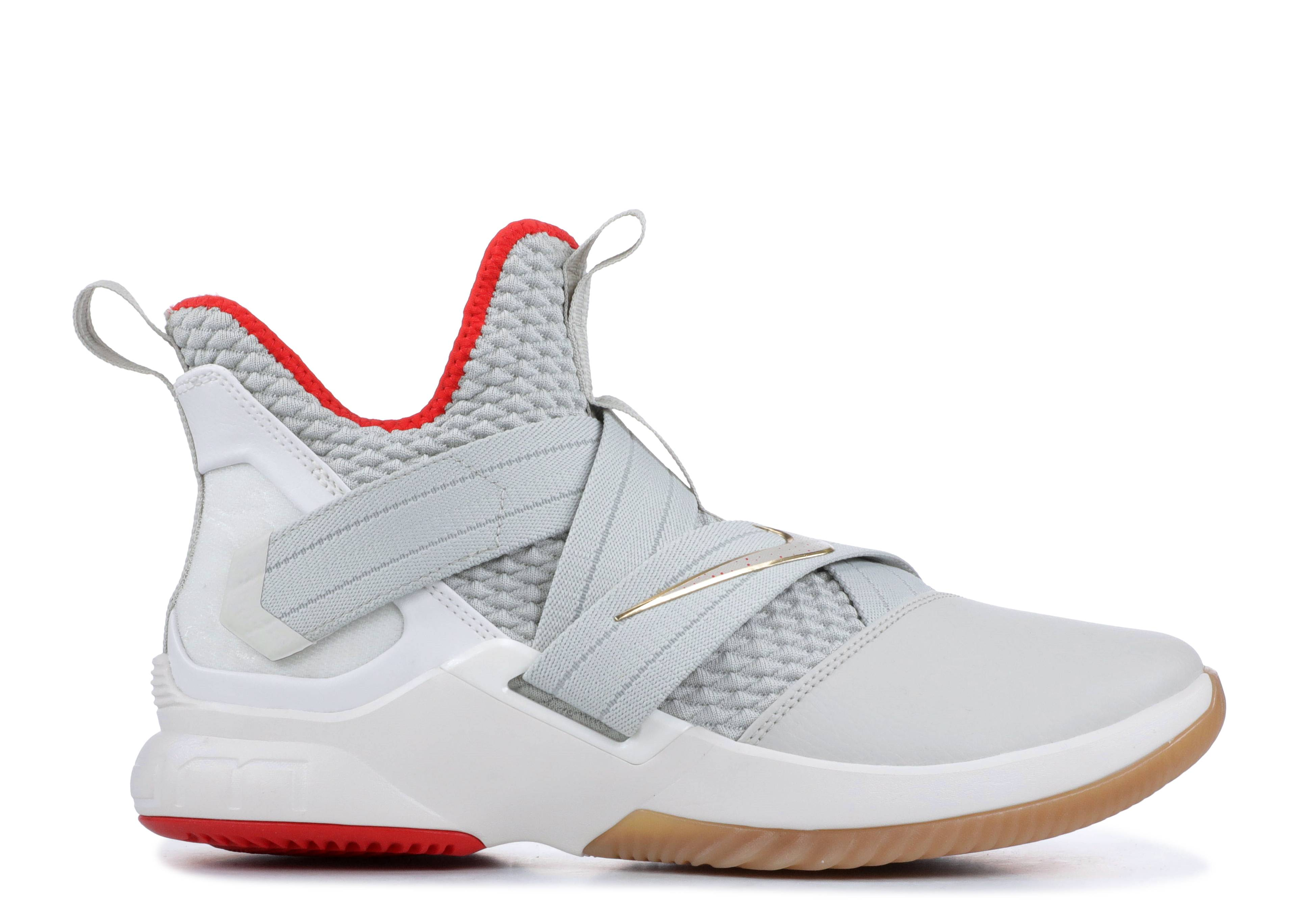 2941567c6763 Nike LeBron Soldier 12 - Nike - ao2609 002 - light bone light bone ...