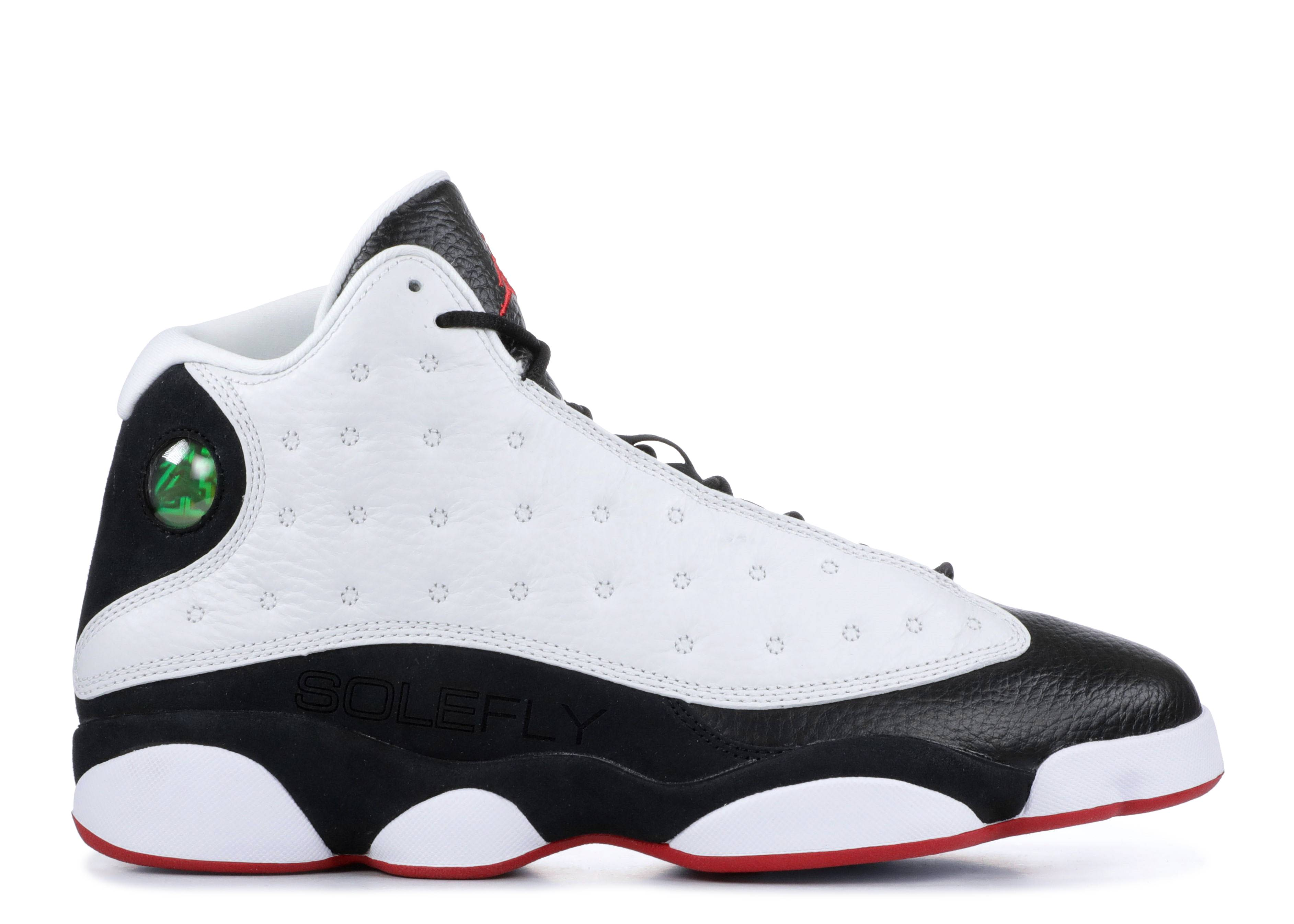 "air jordan retro 13 ""ray allen x solefly x ray got game"""