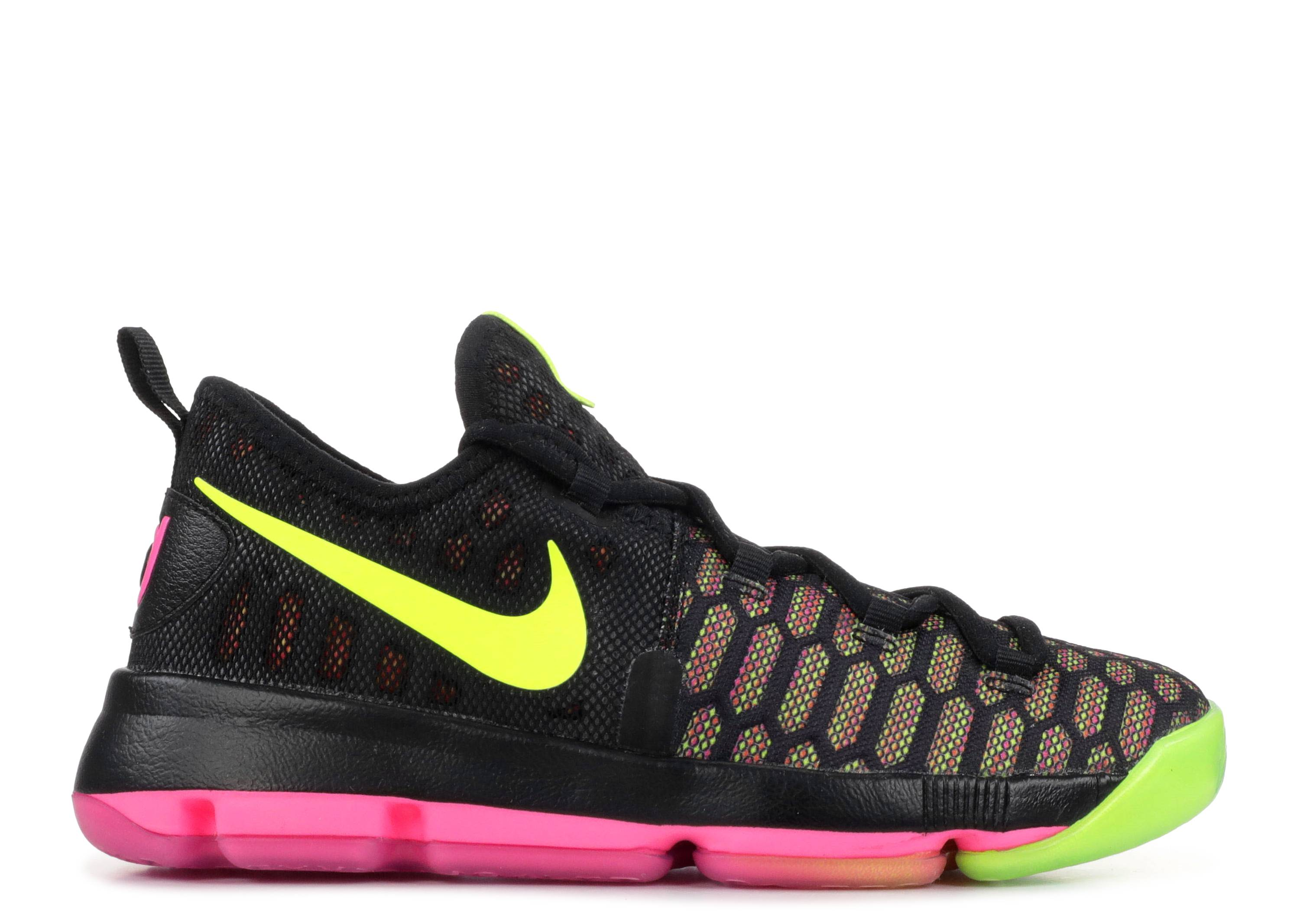 "Nike KD 9 PS ""Multi Color"" ""Multi Color"""