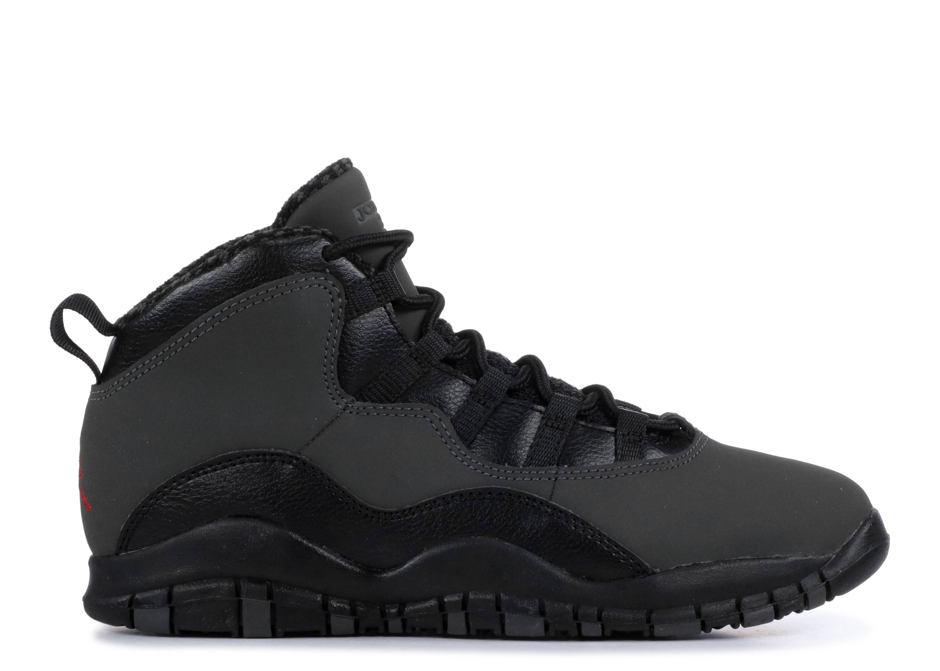 sports shoes 43d38 d84c0 Jordan Retro 10 - Air Jordan - 310807 002 - dark shadow true red ...