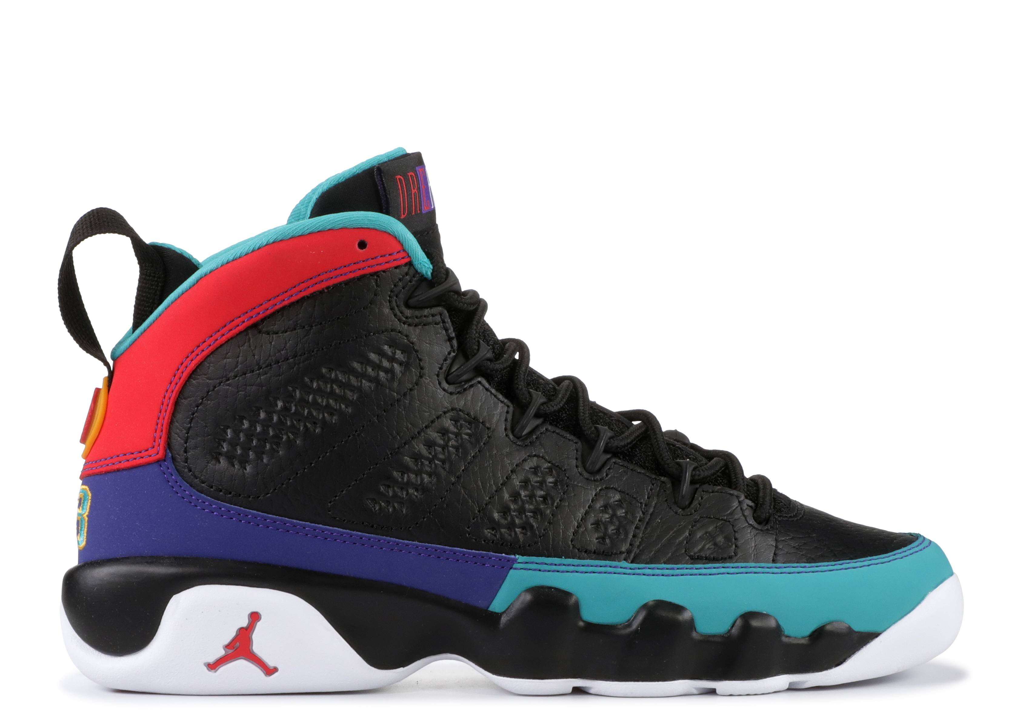 97847a70578f29 Air Jordan 9 Retro GS