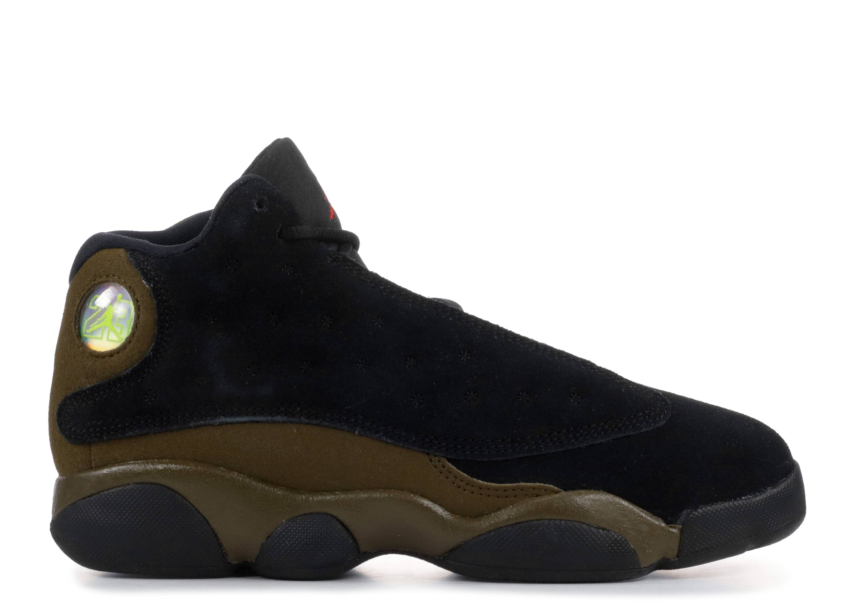 "jordan retro 13 ps ""Black Olive"""
