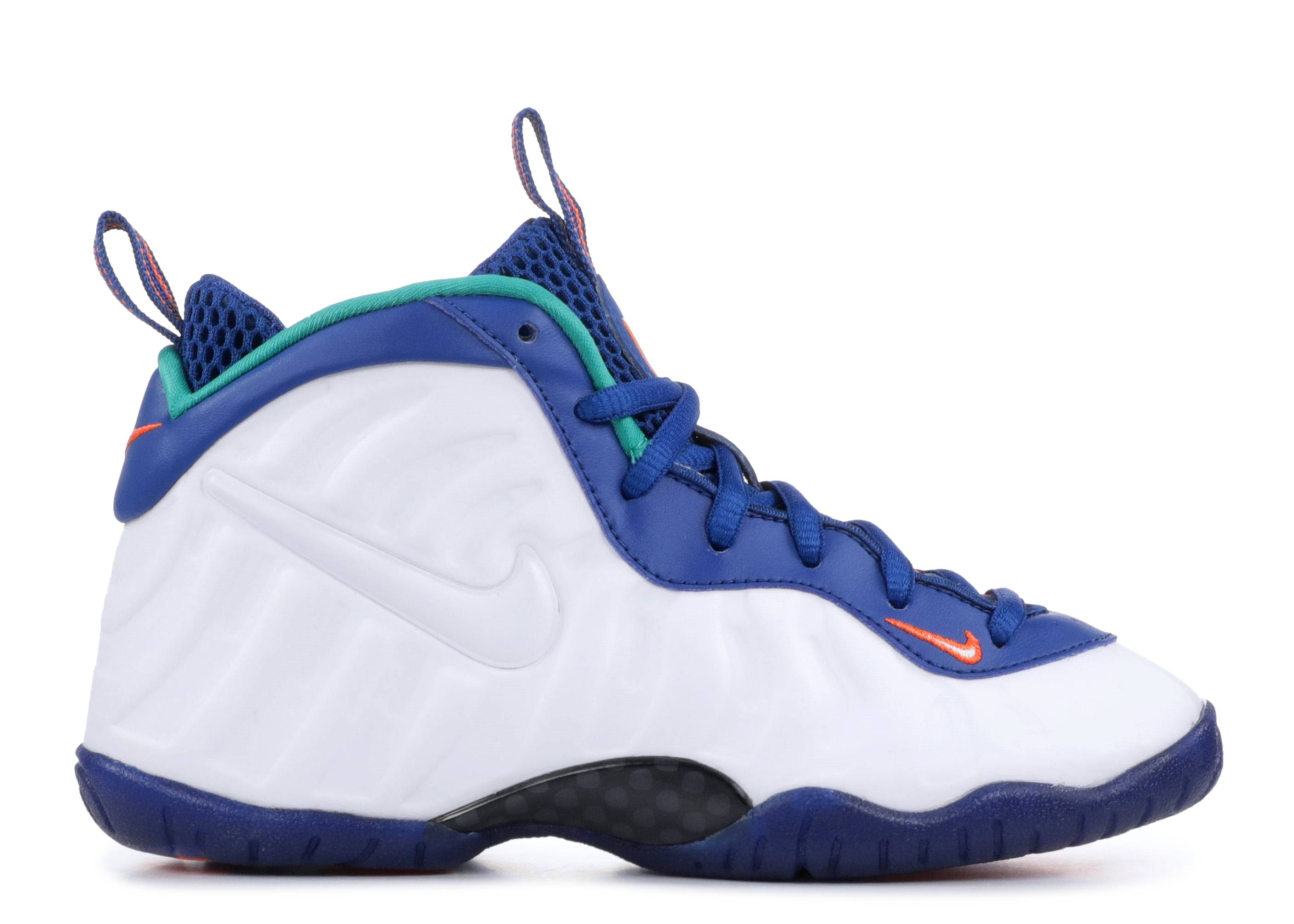 55405416602df Air Foamposite One - Nike - 843755 404 - gym blue white cone neptune ...