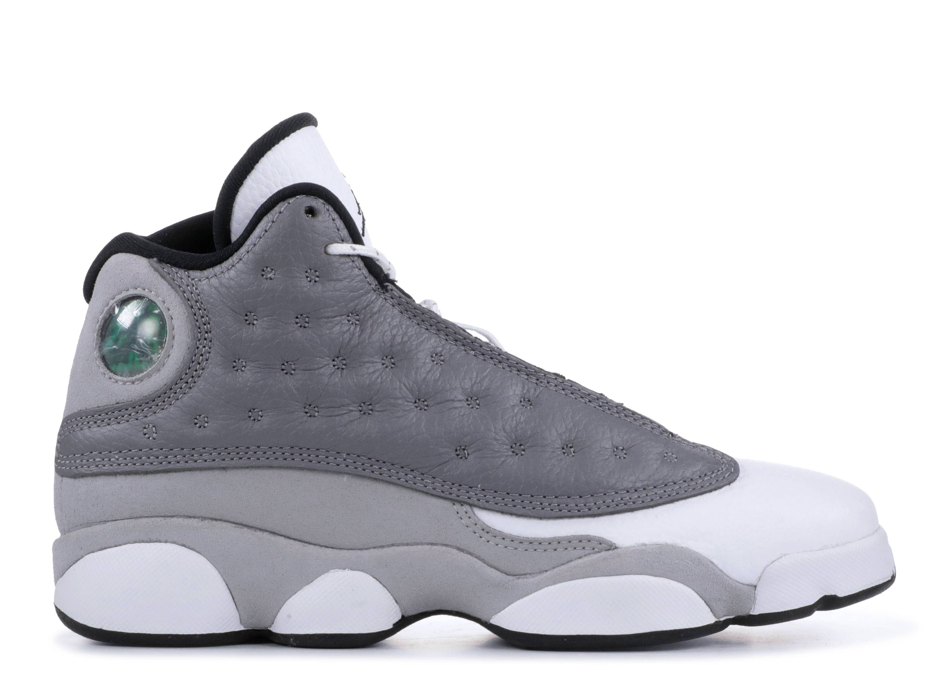 "Air Jordan 13 Retro GS ""Atmosphere Grey"" ""Atmosphere Grey"""