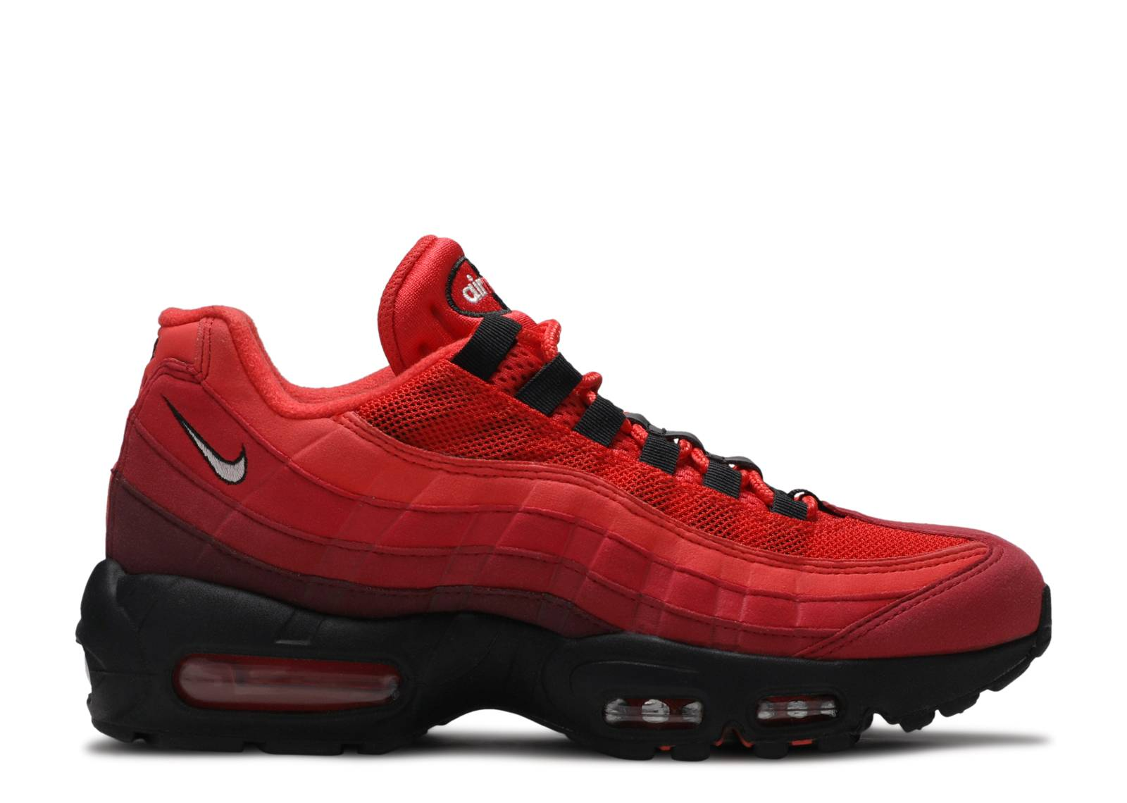 super popular 3ec39 62123 Nike Air Max 95 - Nike - at2865 600 - habanero red white university ...