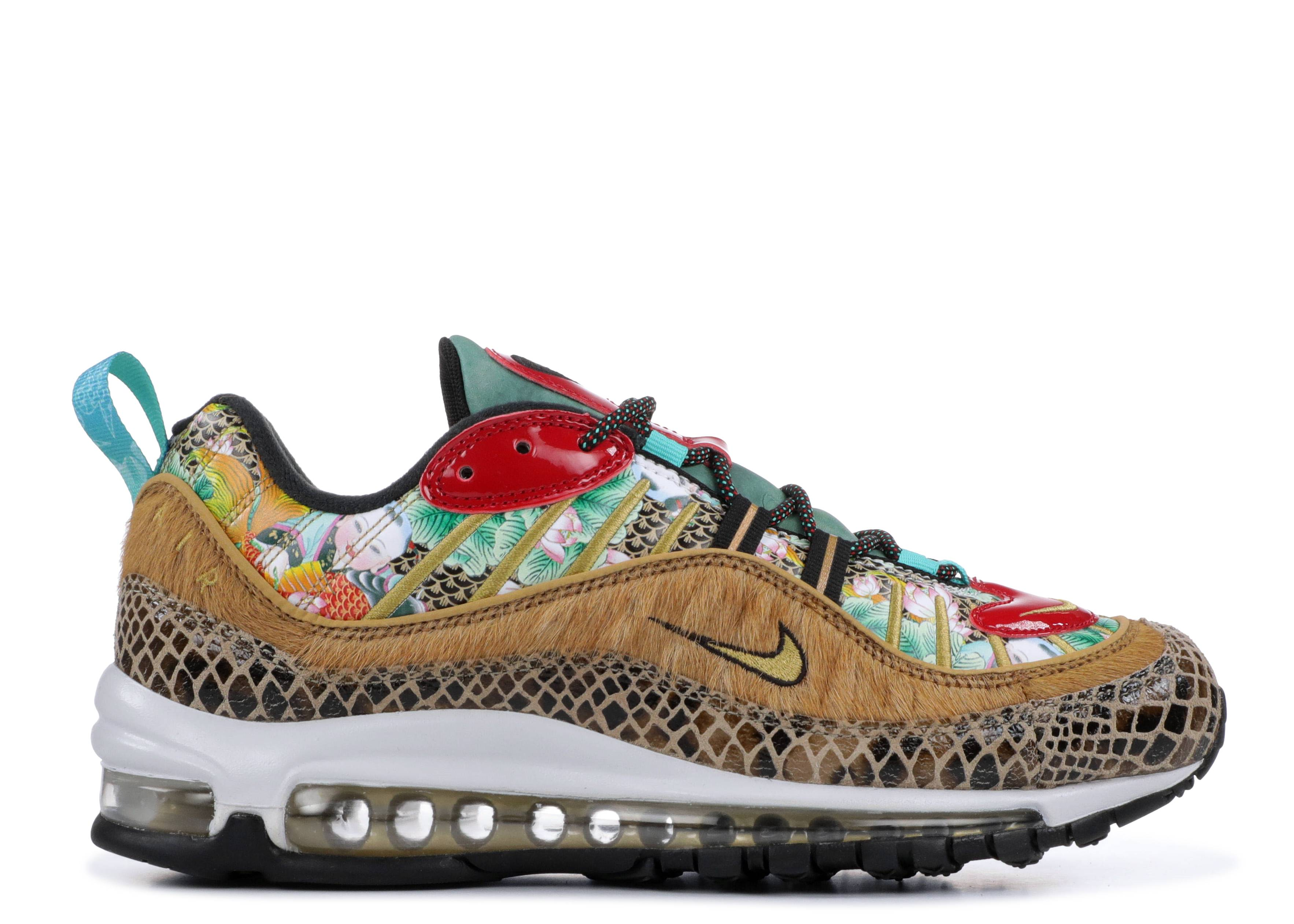 f5a33f5342 nike air max 98 uk white gold; air max 98 nike bv6649 708 wheat metallic  gold black flight club