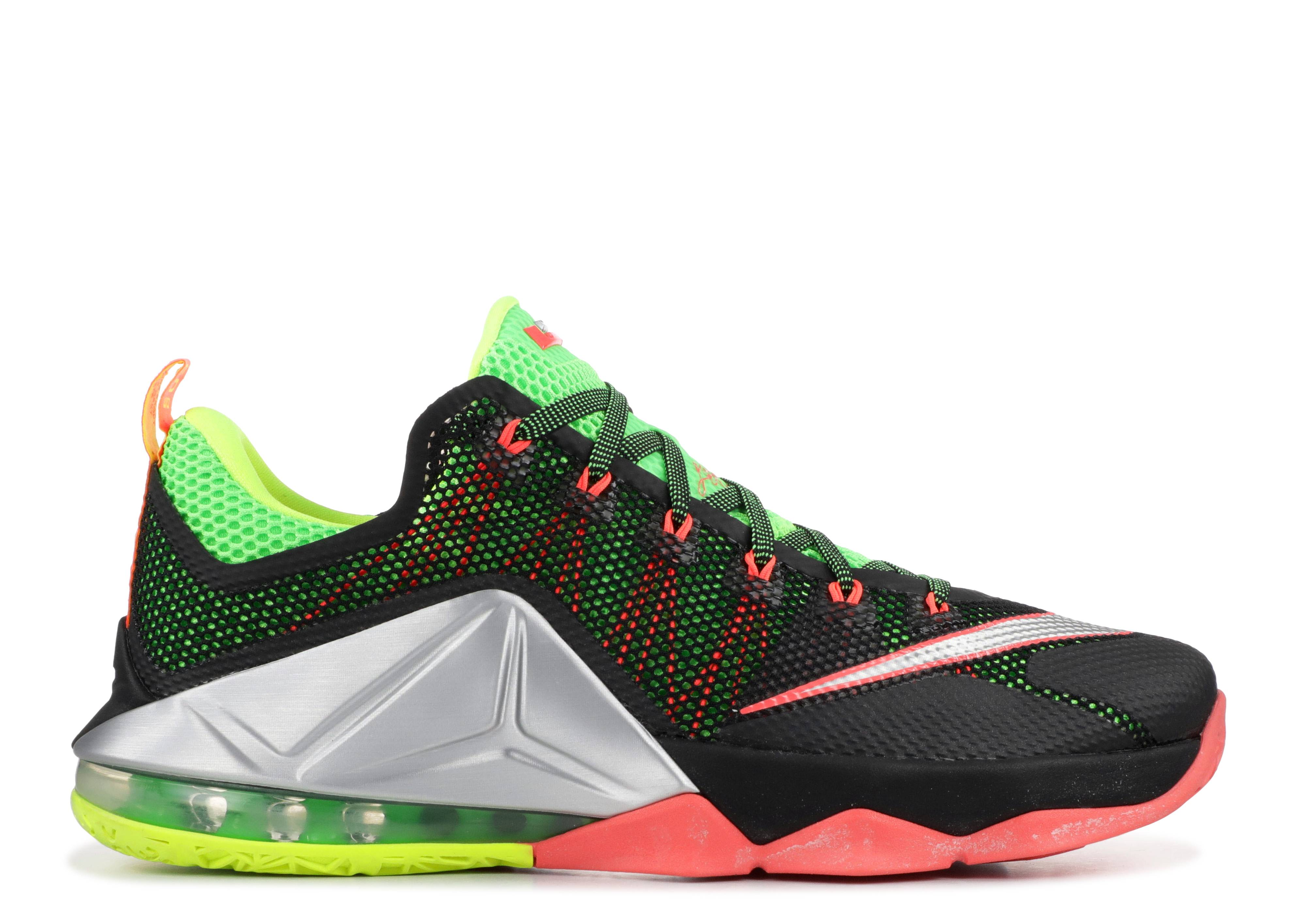 the latest 2aff7 071f1 nike. LeBron 12 Low