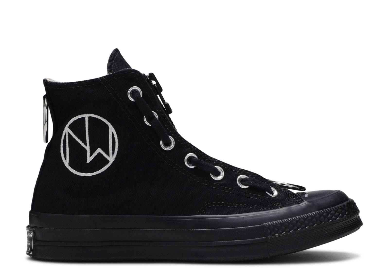 "chuck 70 hi ""The New Warriors - Black"""