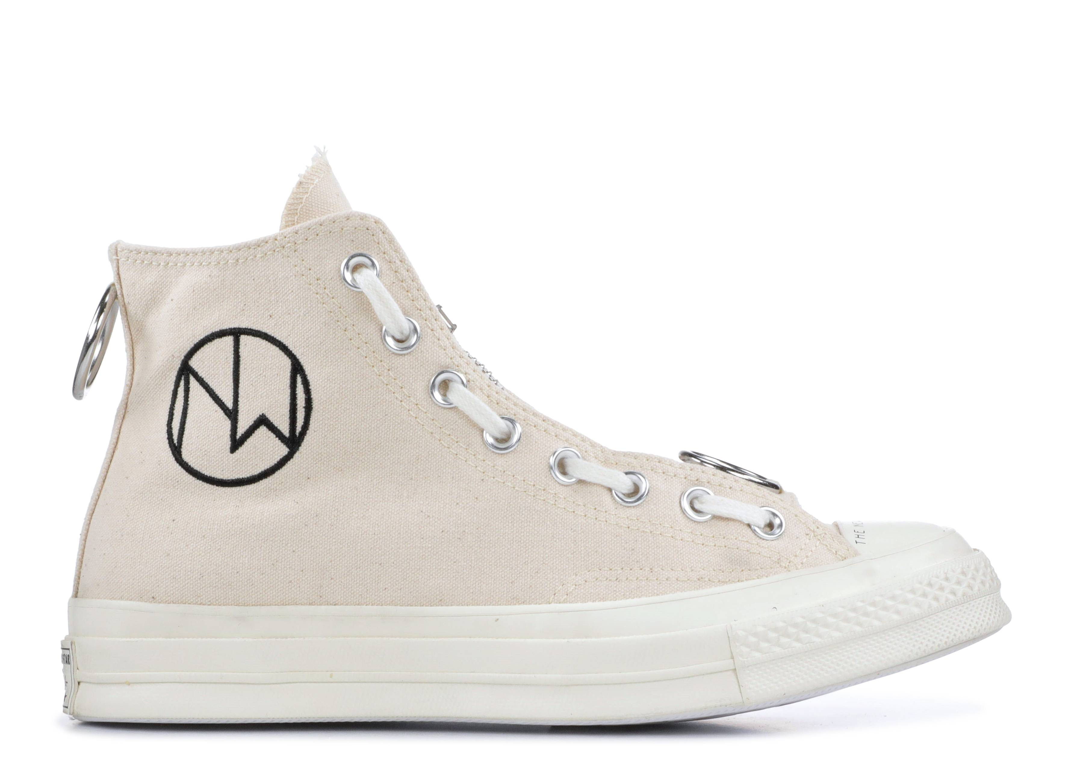 "converse x undercover chuck 70 hi ""The New Warriors - White"""