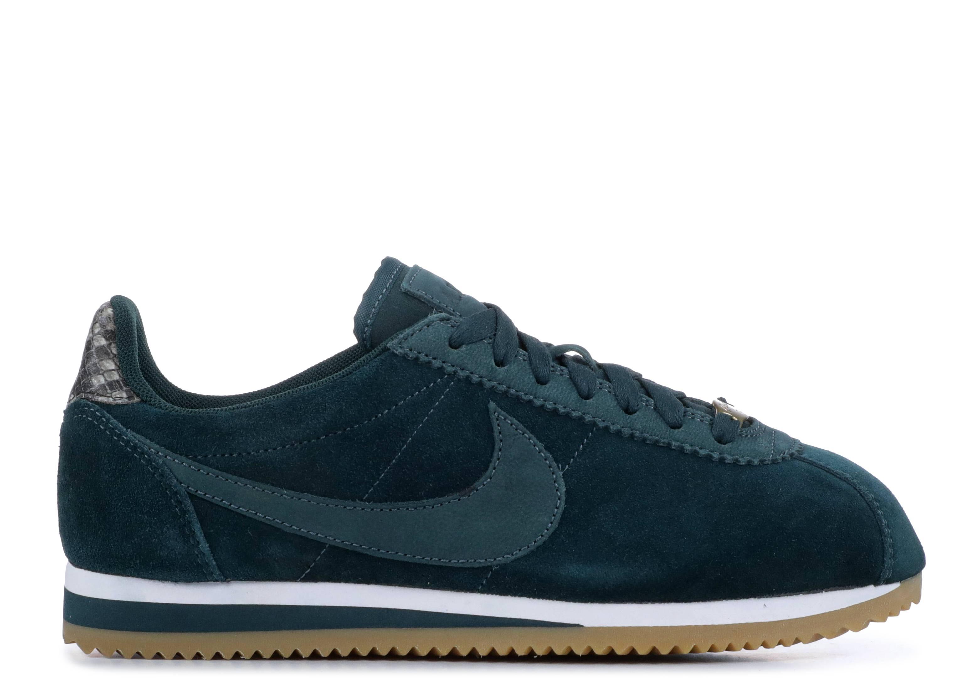 promo code 43c88 2cb1a Wmns Classic Cortez Alc Prem - Nike - ah5206 300 - midnight ...