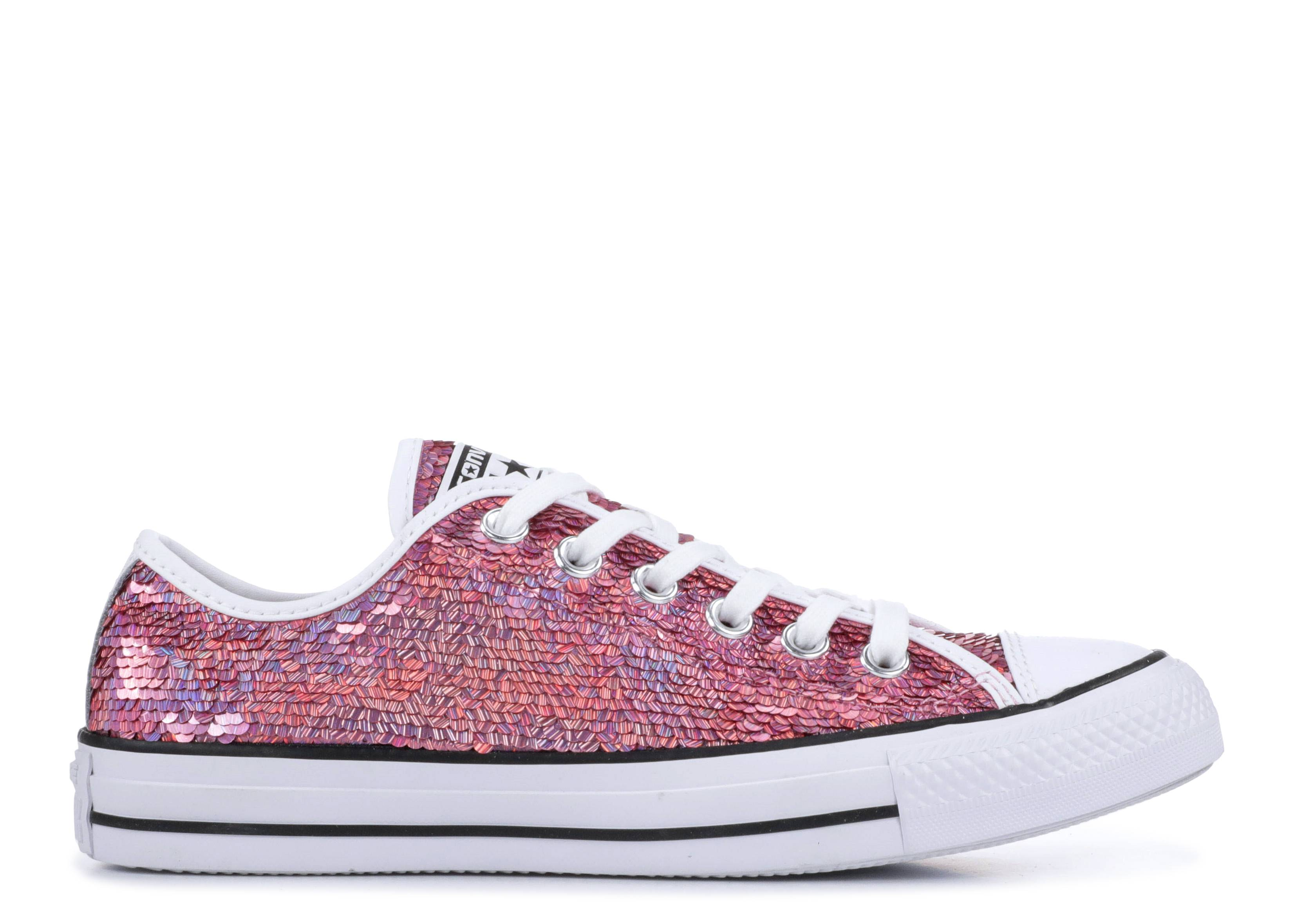 "Wmns Chuck Taylor All Star Ox ""Passion Pink"""