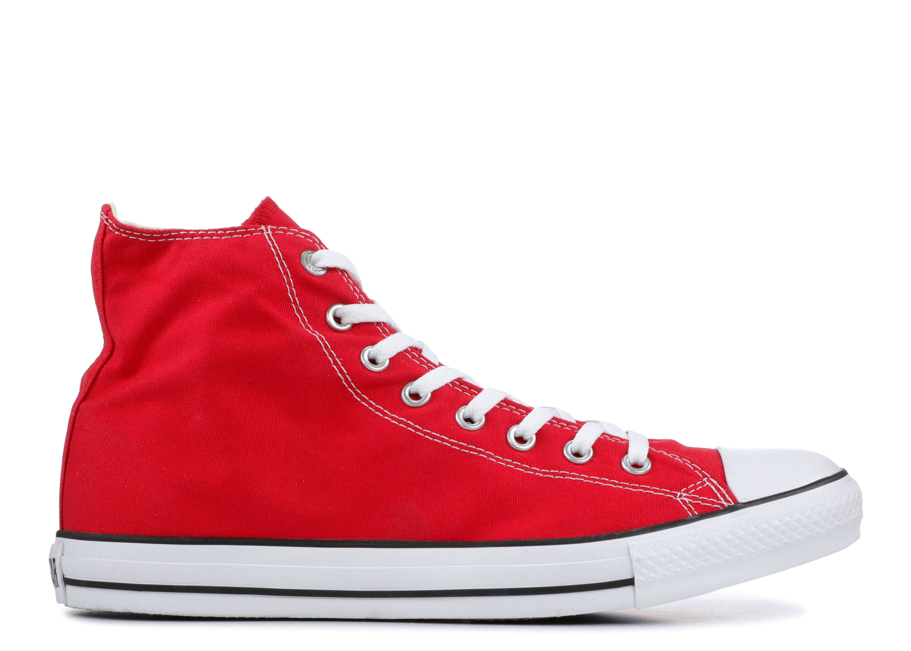 "Chuck Taylor All Star Hi ""Red"""