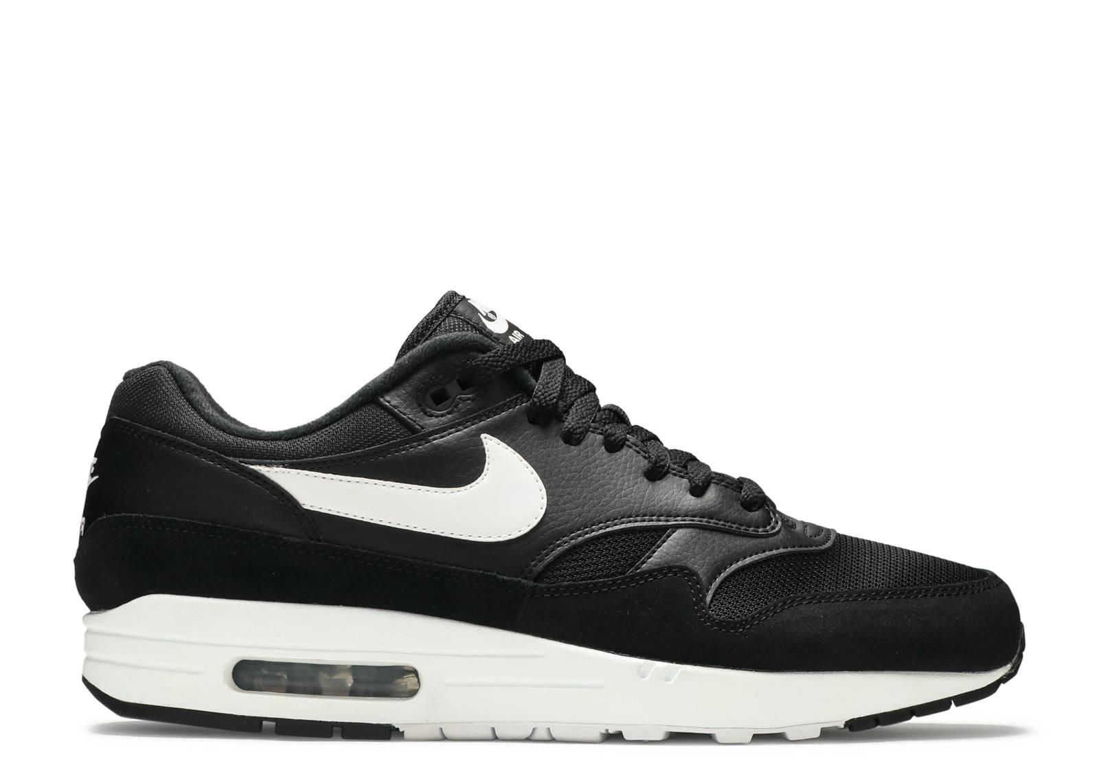 Nike Air Max 1 Black White AH8145 014