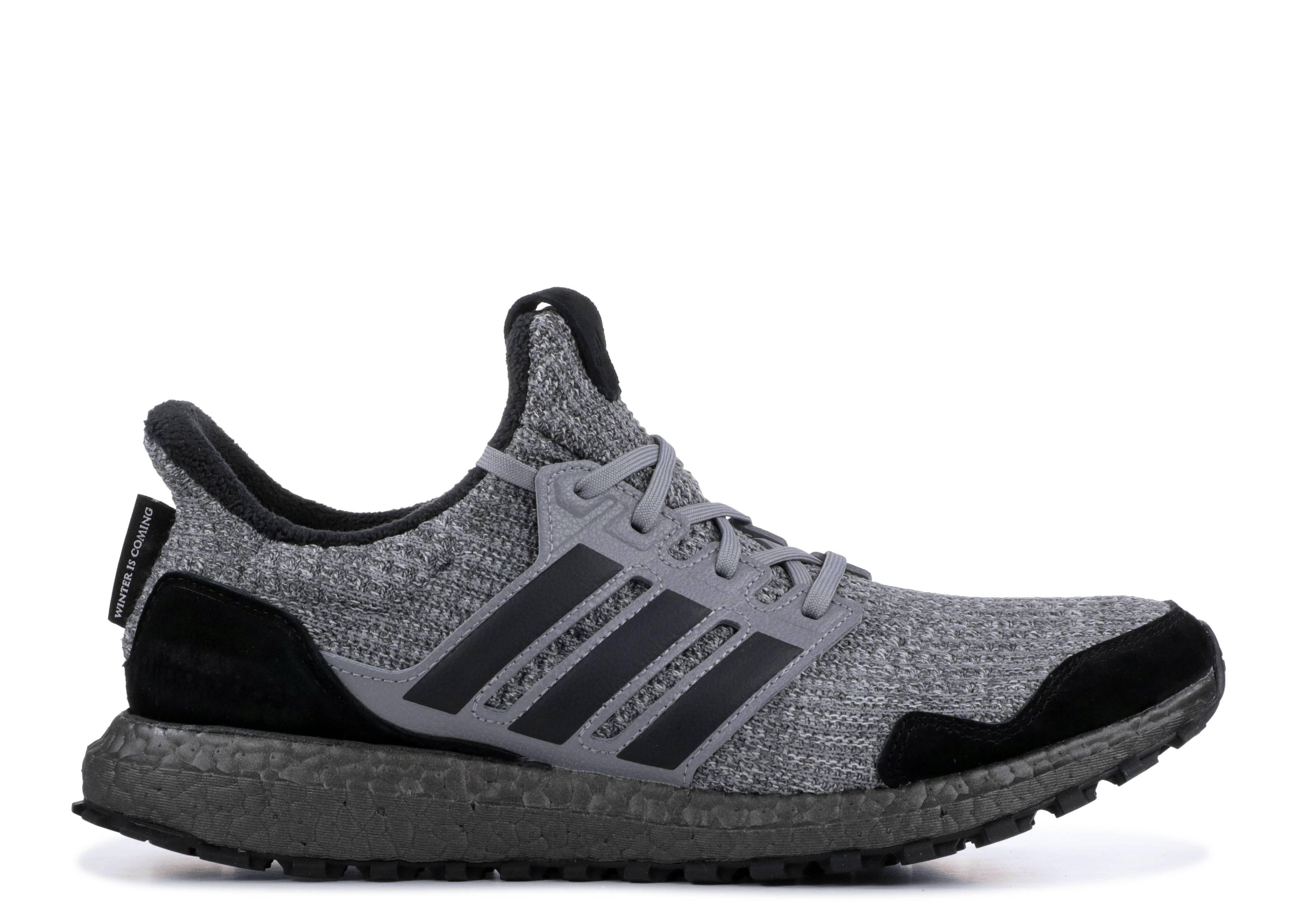 Adidas Ultra Boost 4.0 GOT Game of Thrones Night's Watch