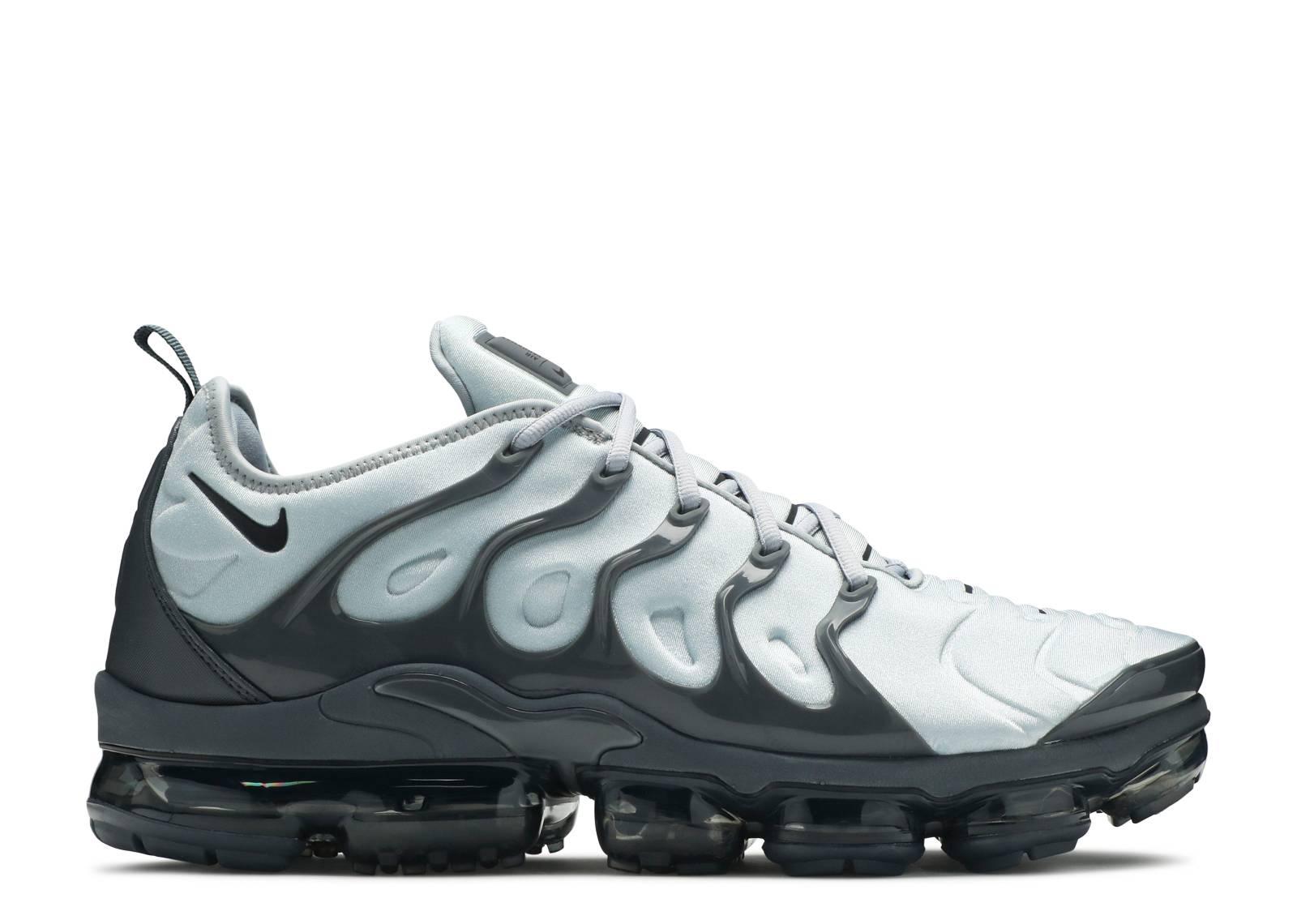 8e1f80d5e7 Air Vapormax Plus - Nike - 924453 016 - wolf grey/black-dark grey ...