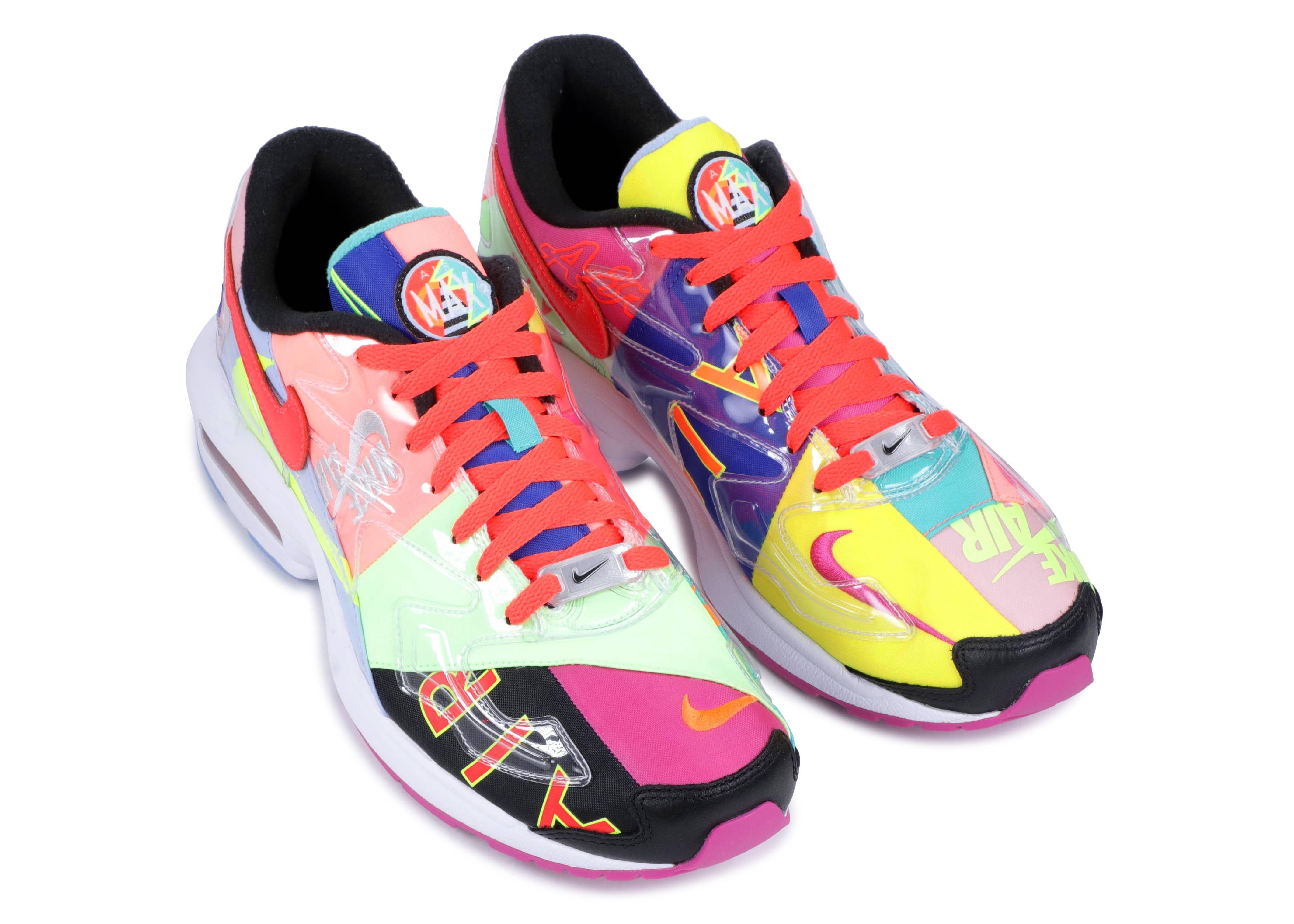 "Nike Air Max 2 Light ""Atmos special box 'Logos'"""