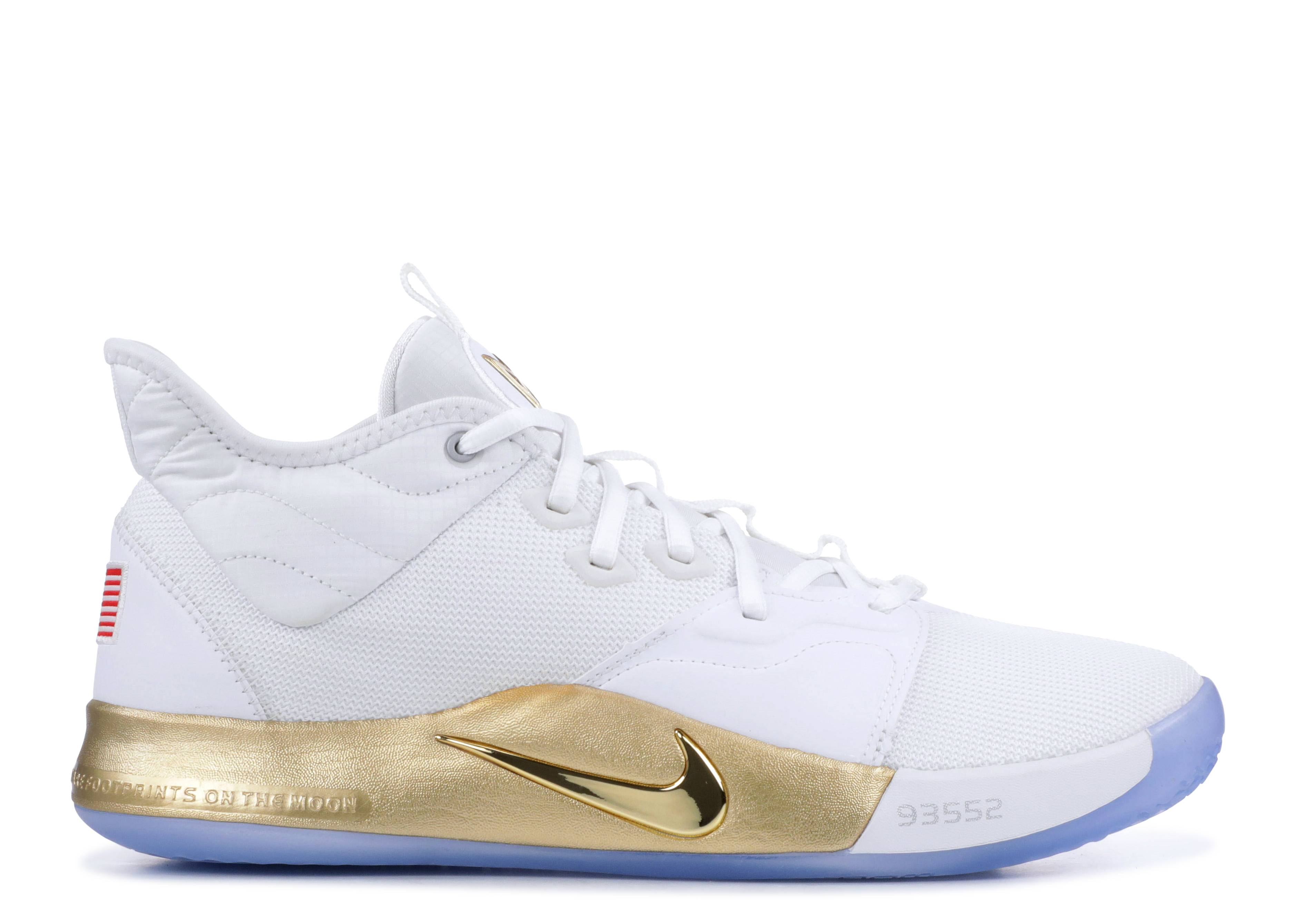 """Nike PG 3 """"NASA Apollo Missions"""" """"Apollo Missions"""""""