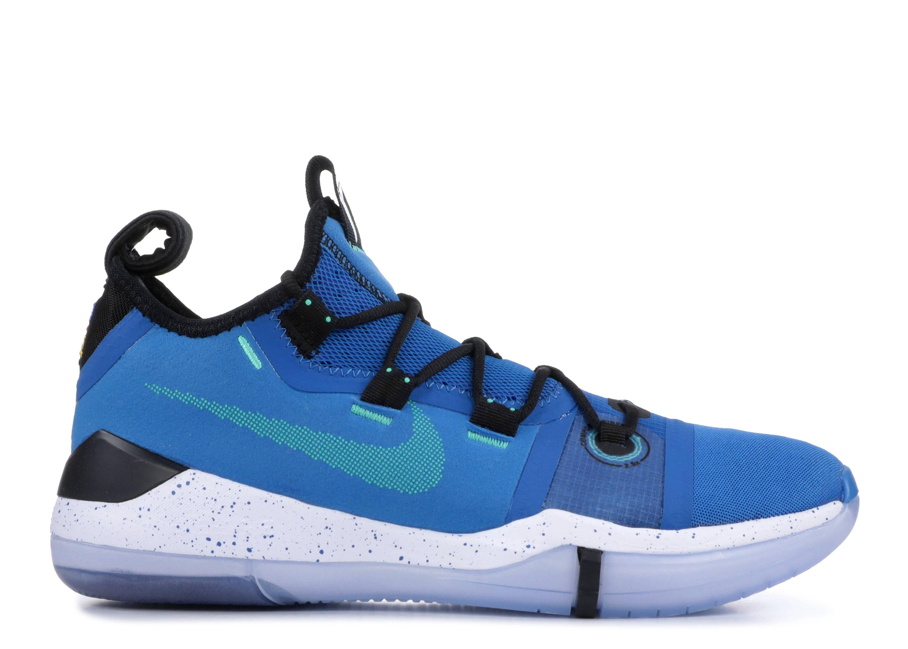 official photos 9501d f353f Nike Kobe Ad - Nike - av3556 400 - military blue sunblush   Flight Club