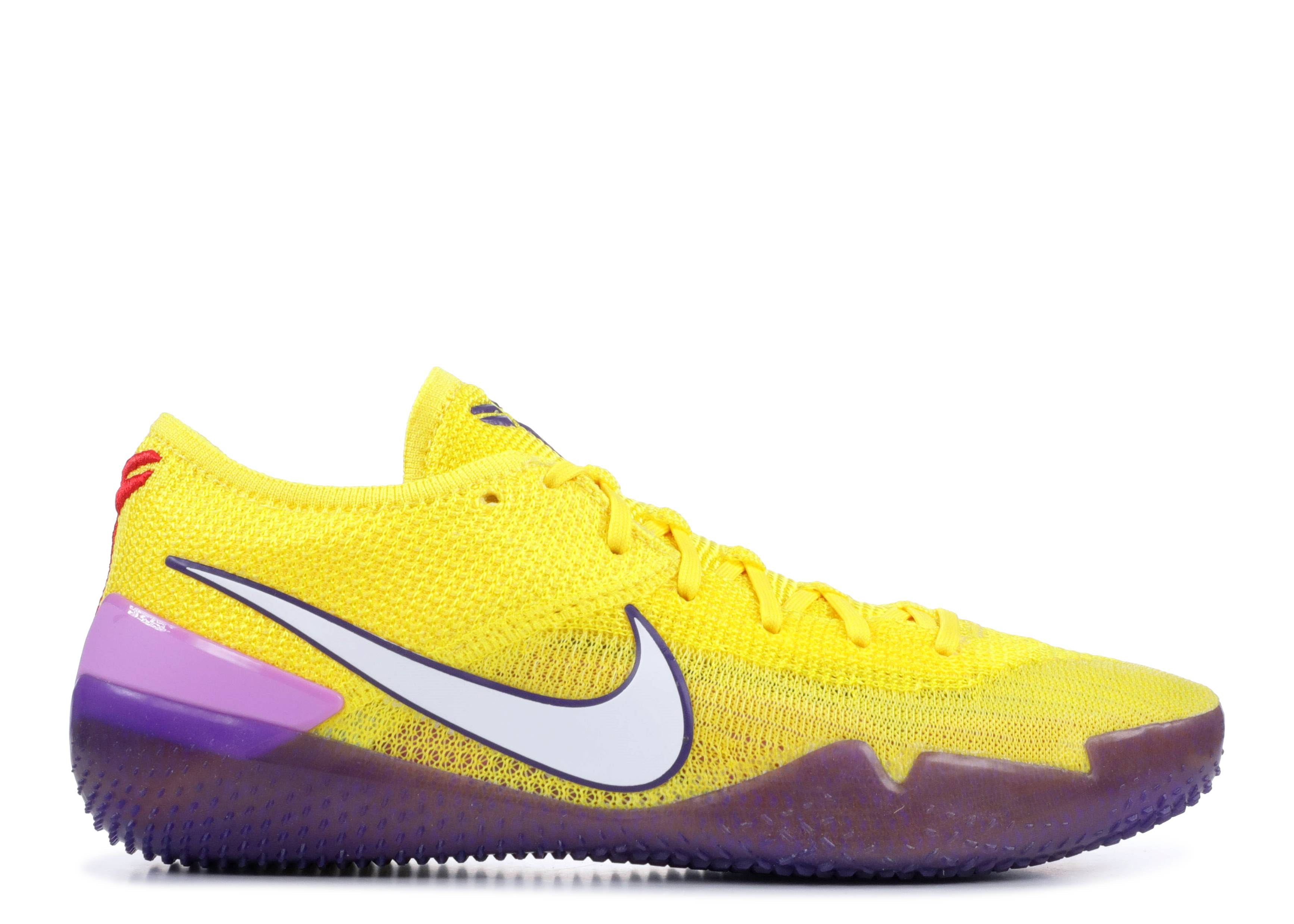 "kobe ad nxt 360  ""lakers"""