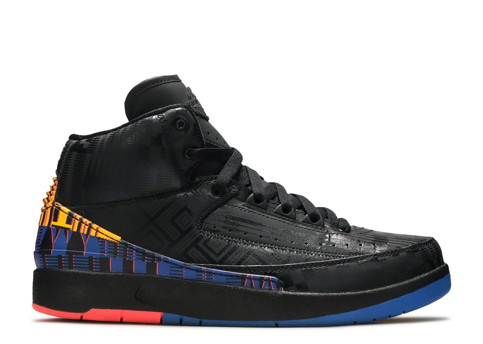 "air jordan 2 retro ""Black History Month"""